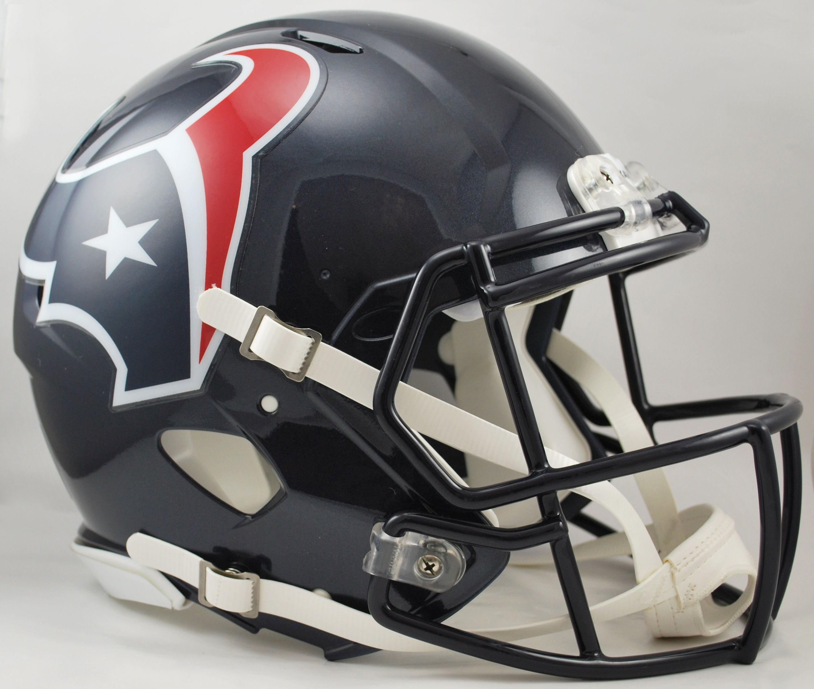 Houston Texans Speed Football Helmet