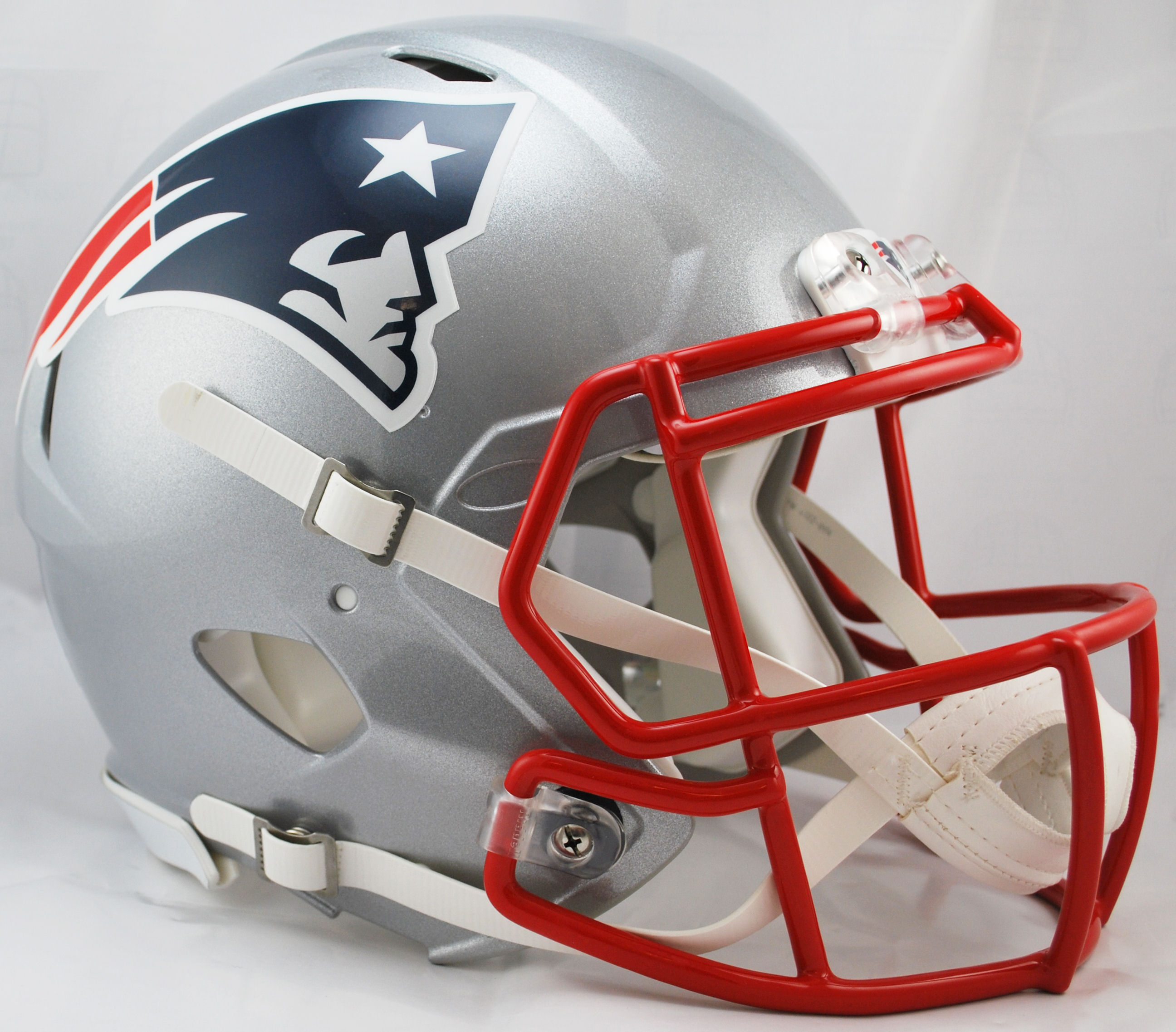 New England Patriots Speed Football Helmet
