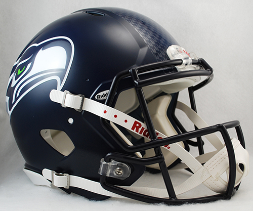 Seattle Seahawks Speed Football Helmet <B>HydroFX</B>