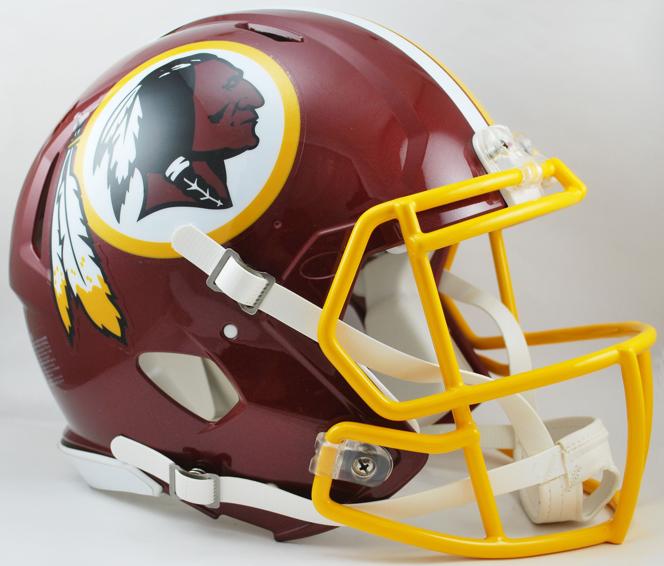 Washington Redskins Speed Football Helmet
