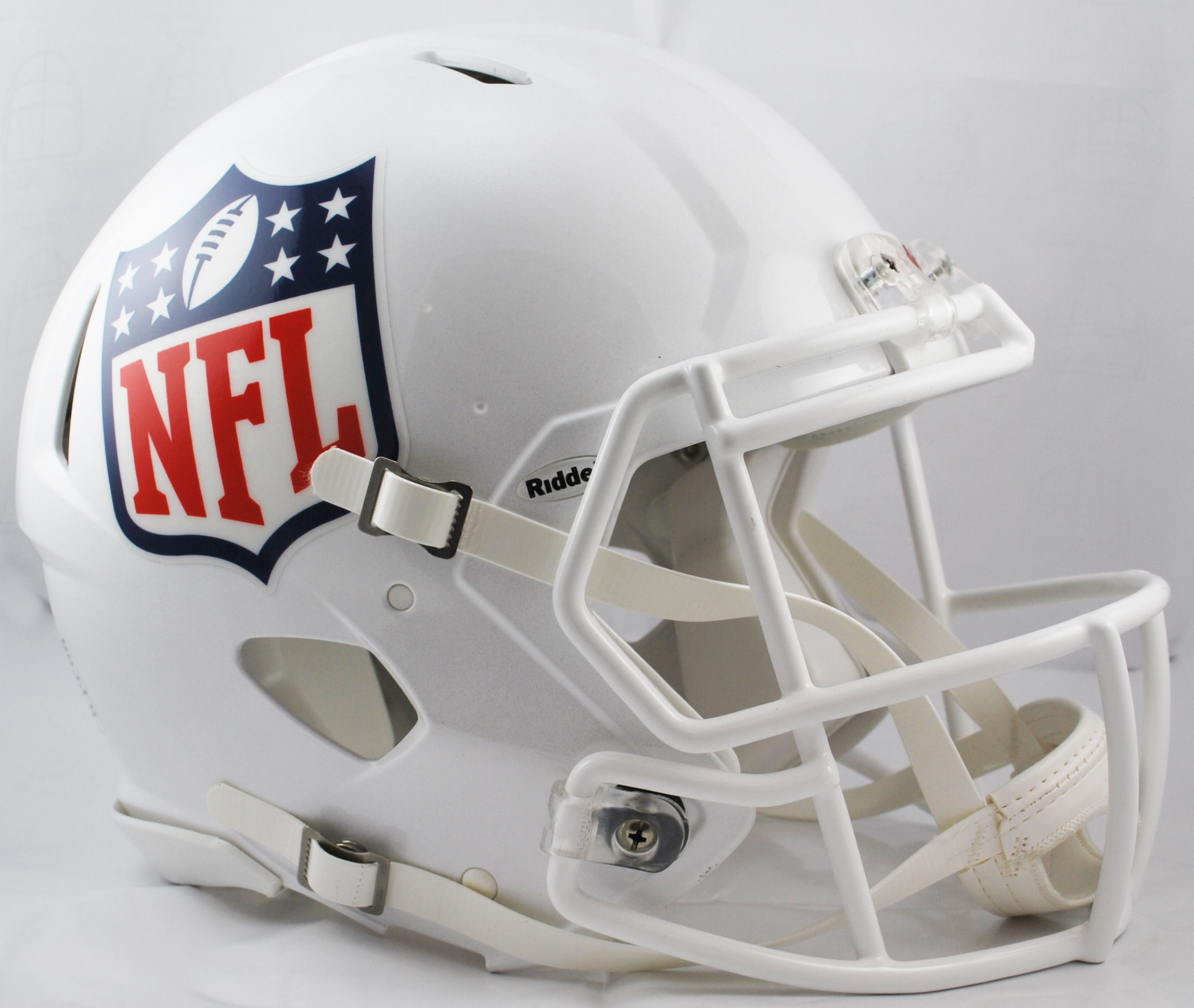 NFL Shield Speed Football Helmet