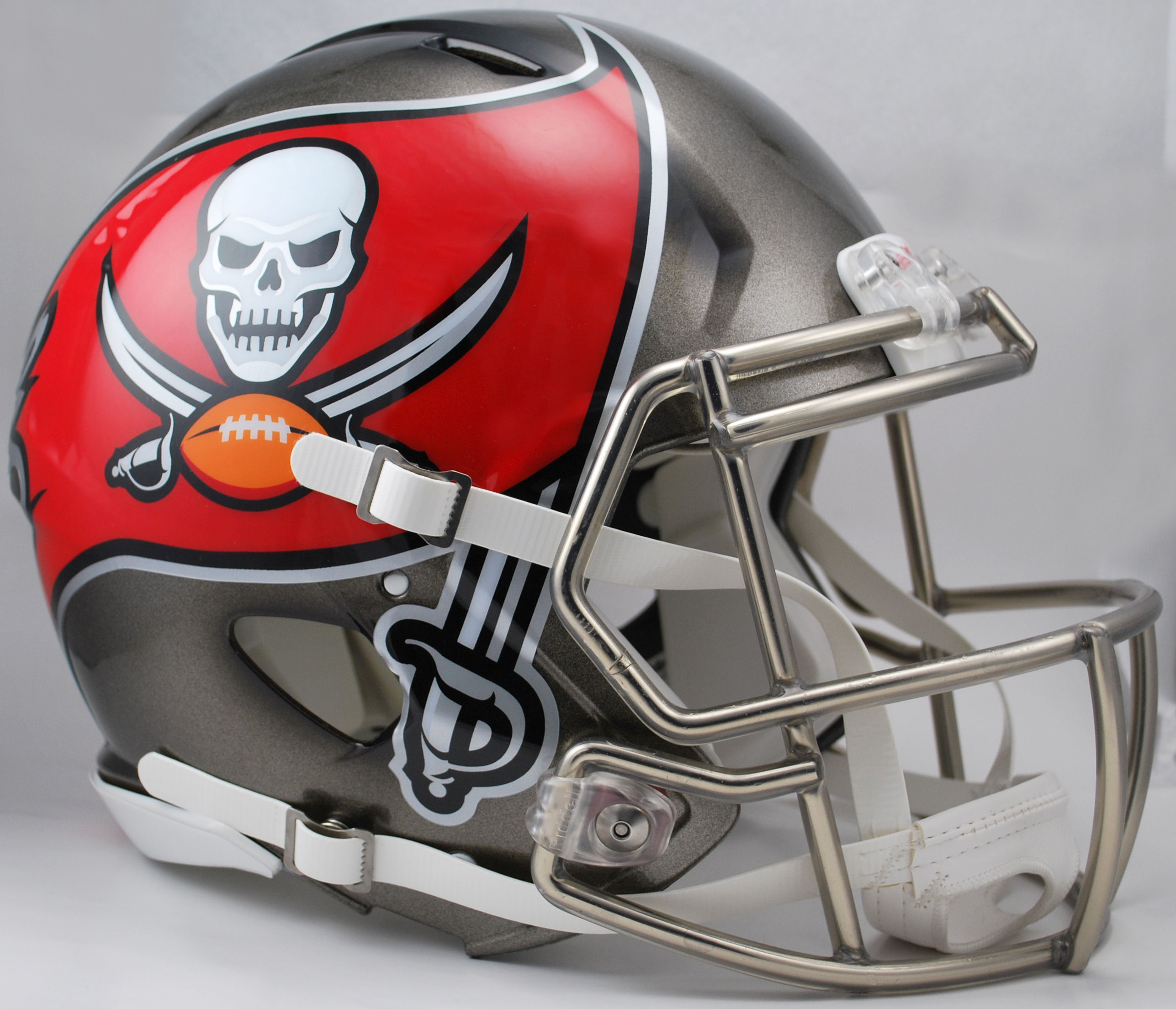 Tampa Bay Buccaneers Speed Football Helmet