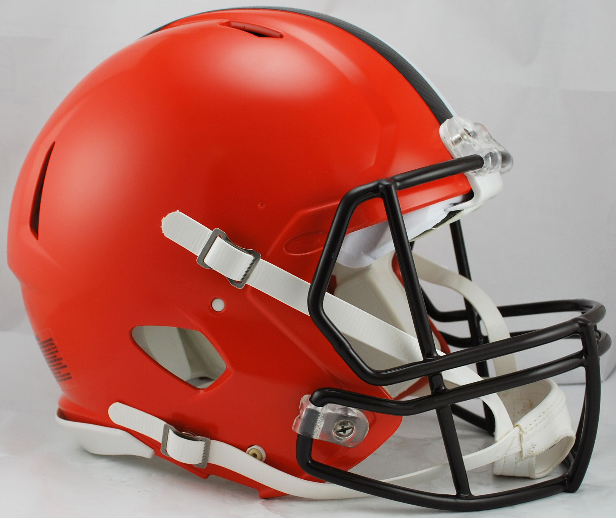 Cleveland Browns Speed Football Helmet