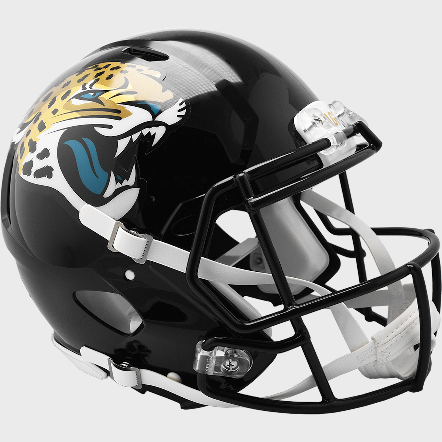 Jacksonville Jaguars Speed Football Helmet <B>NEW 2018</B>