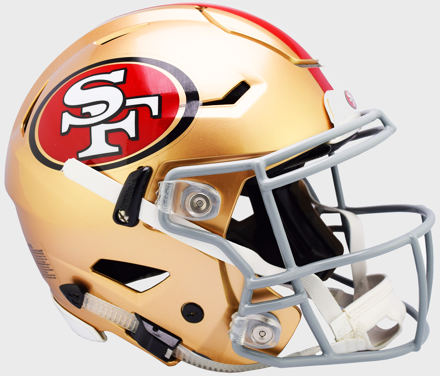 San Francisco 49ers SpeedFlex Football Helmet