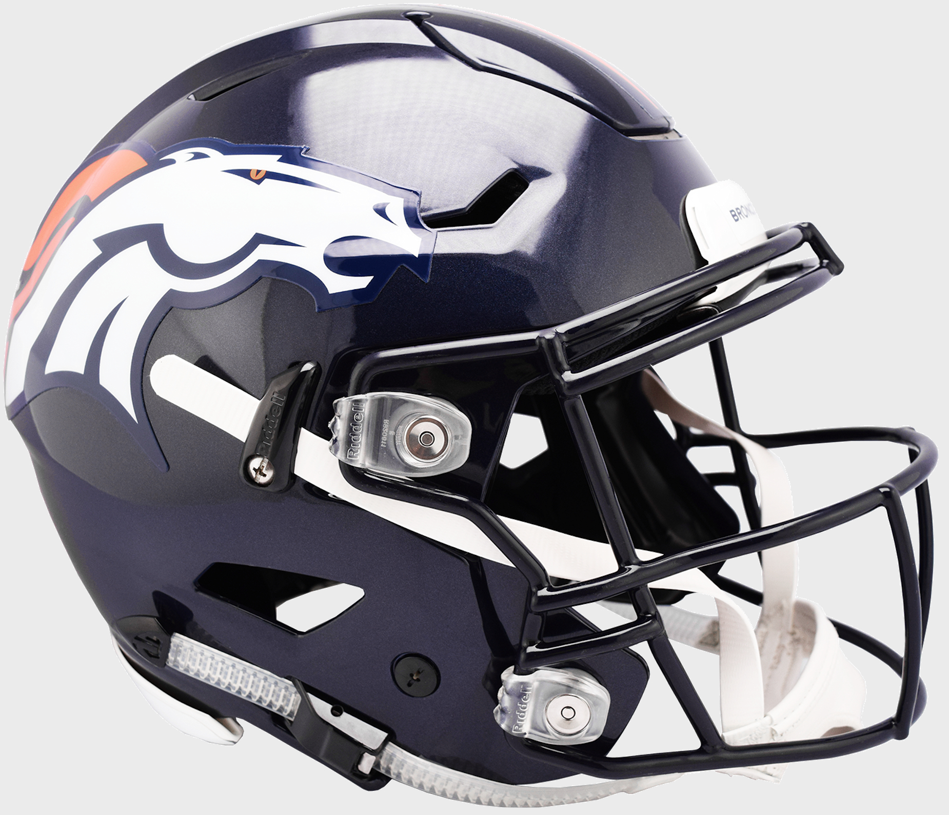 Denver Broncos SpeedFlex Football Helmet