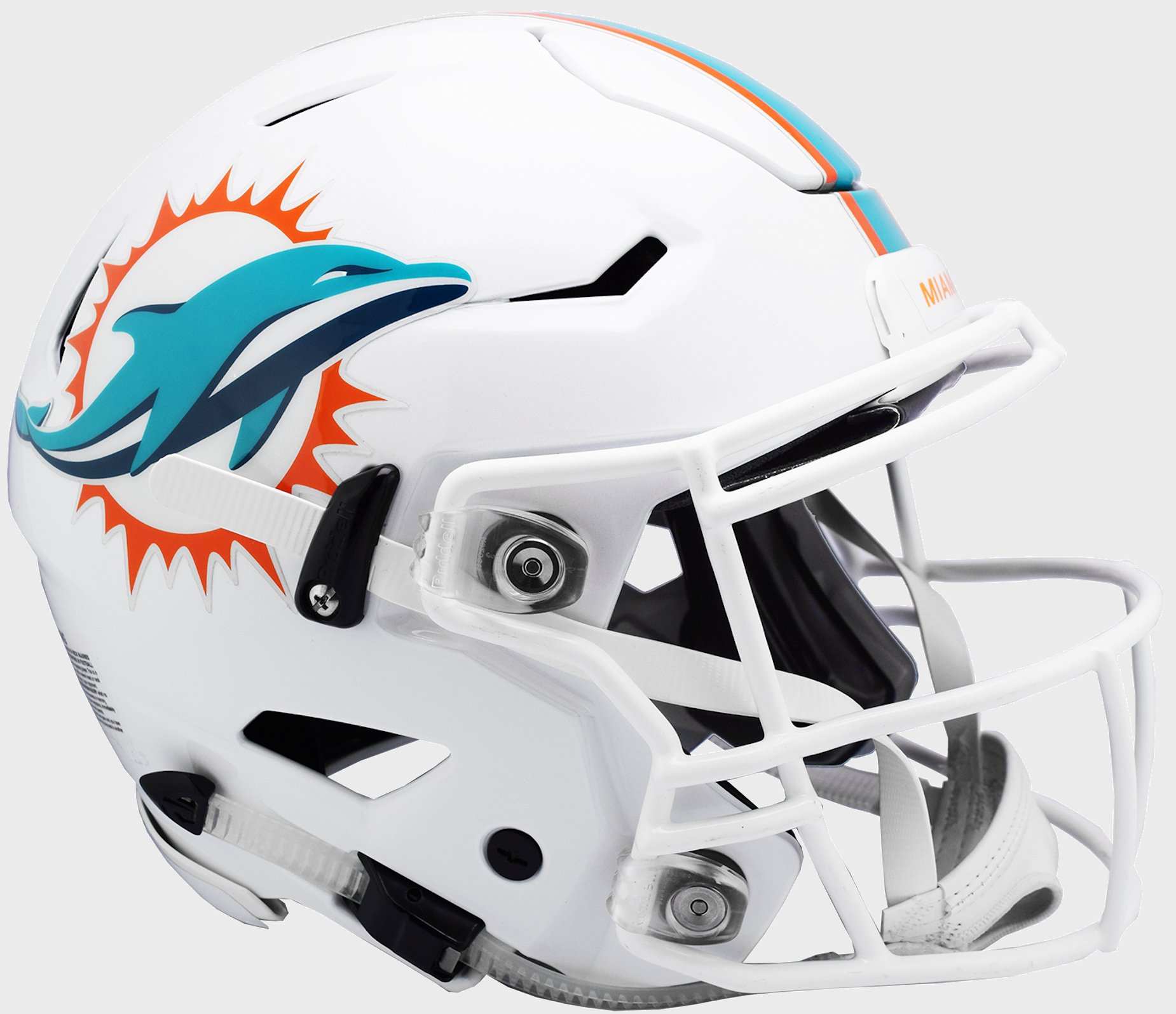 Miami Dolphins SpeedFlex Football Helmet
