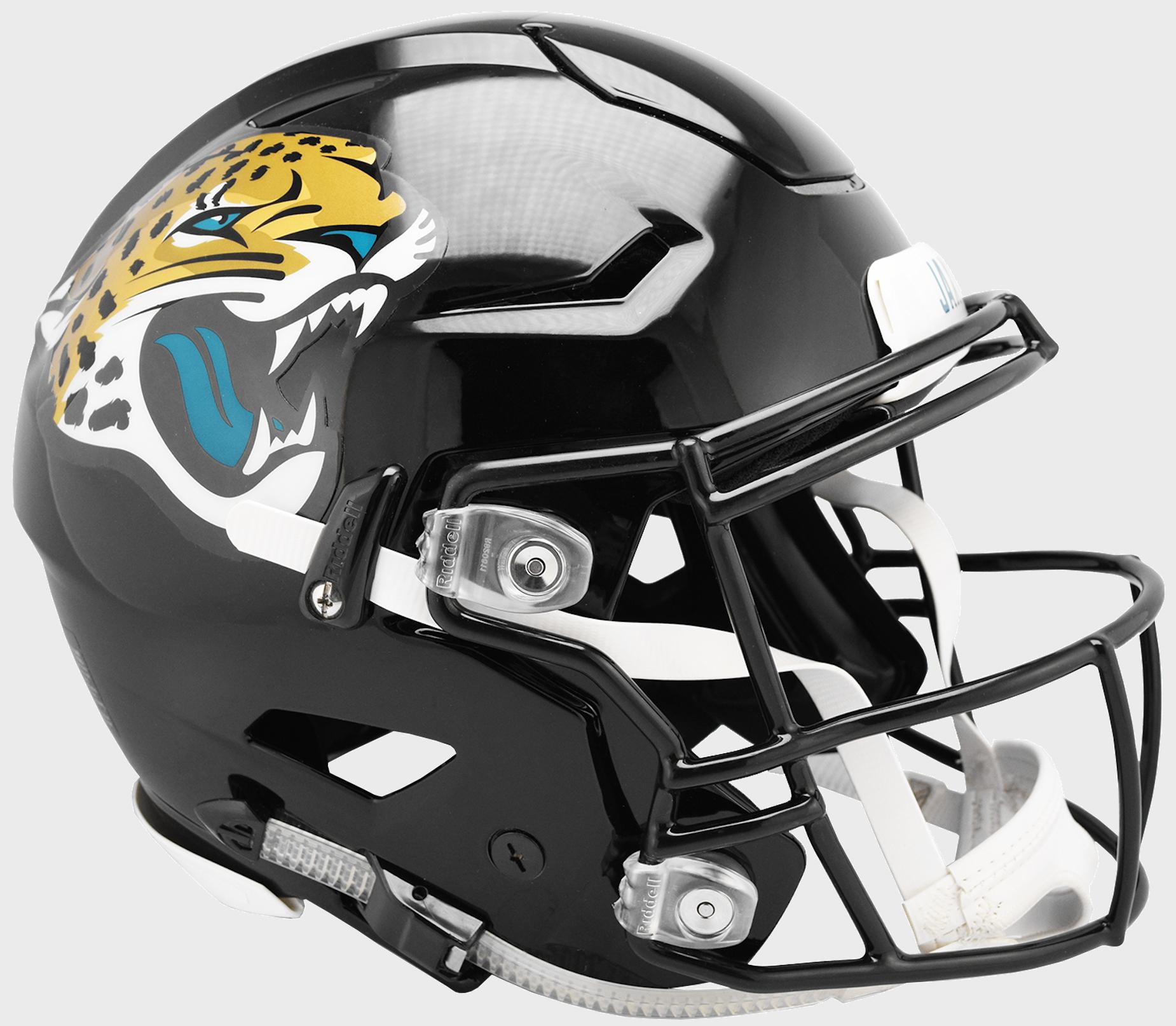 Jacksonville Jaguars SpeedFlex Football Helmet