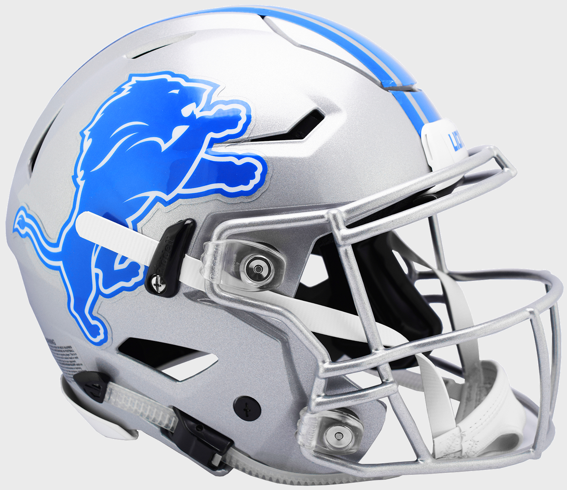 Detroit Lions SpeedFlex Football Helmet
