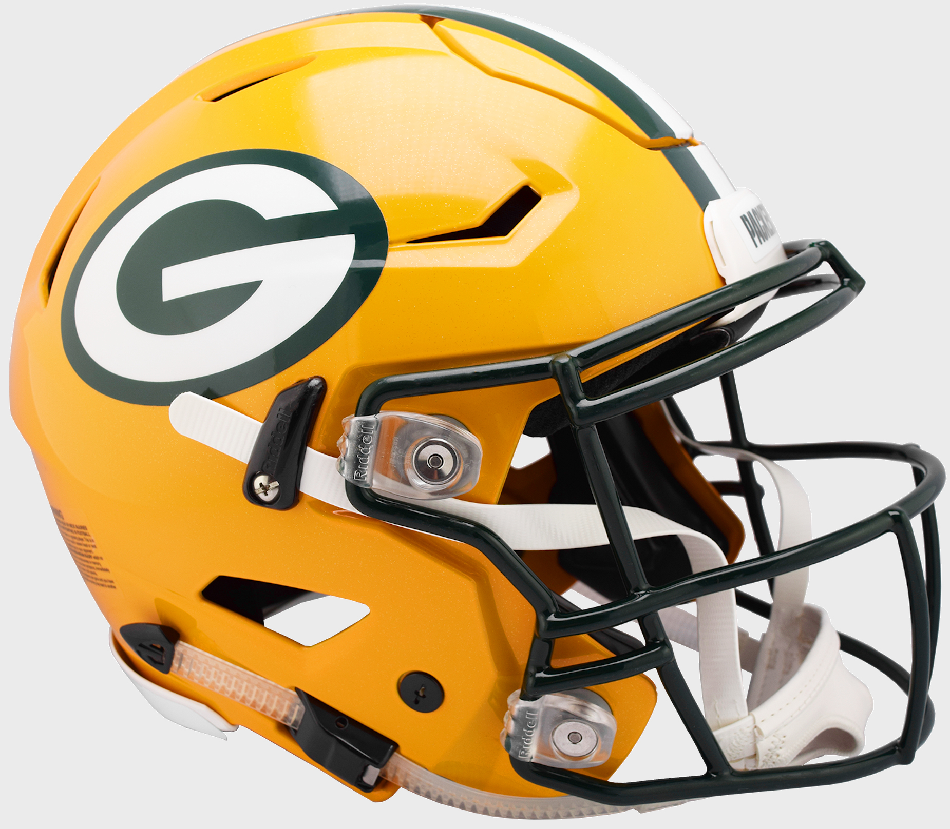 Green Bay Packers SpeedFlex Football Helmet