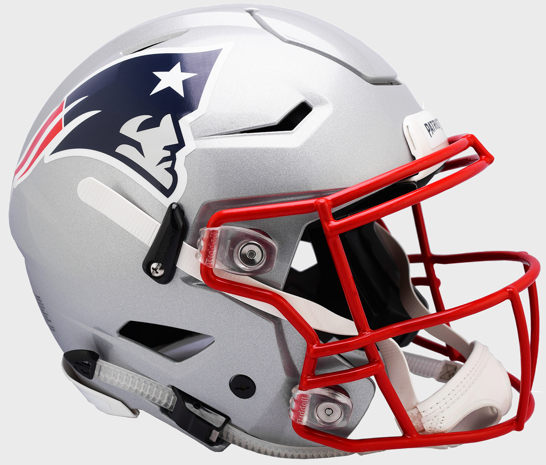 New England Patriots SpeedFlex Football Helmet