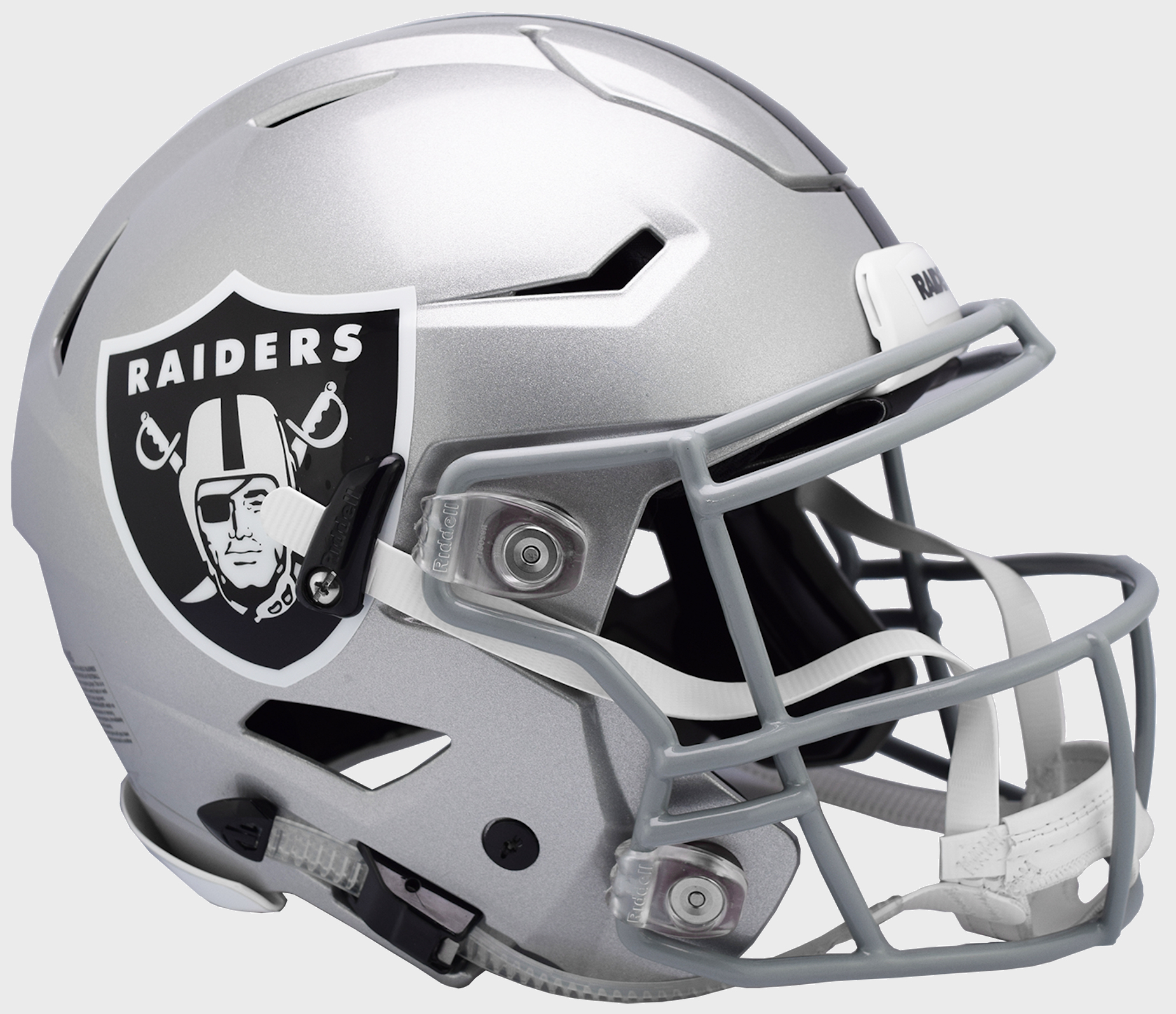 Las Vegas Raiders SpeedFlex Football Helmet