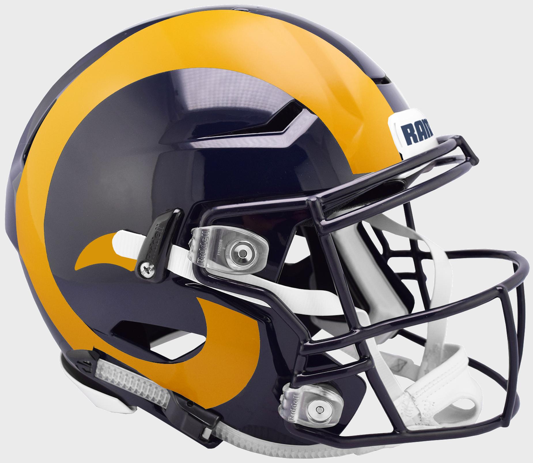 Los Angeles Rams SpeedFlex Football Helmet