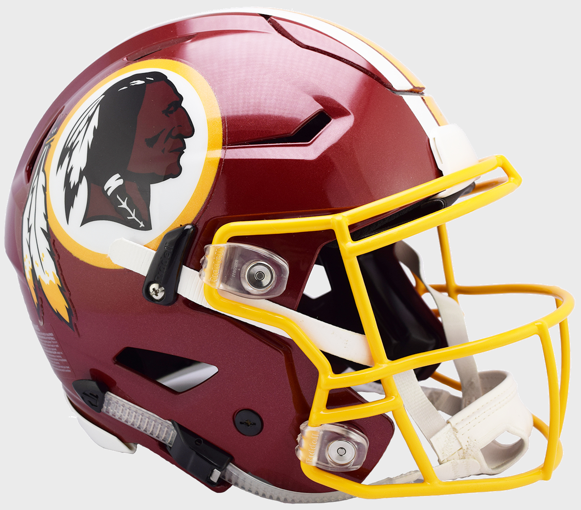 Washington Redskins SpeedFlex Football Helmet