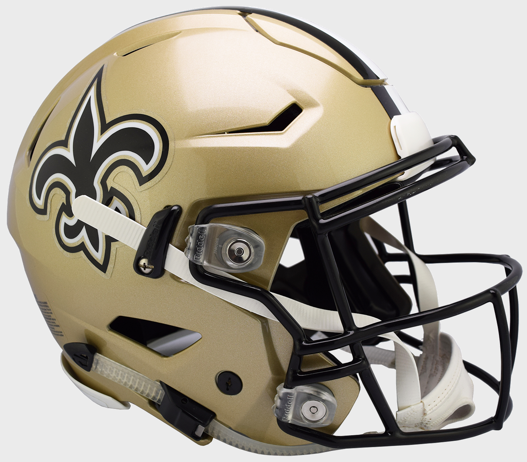 New Orleans Saints SpeedFlex Football Helmet