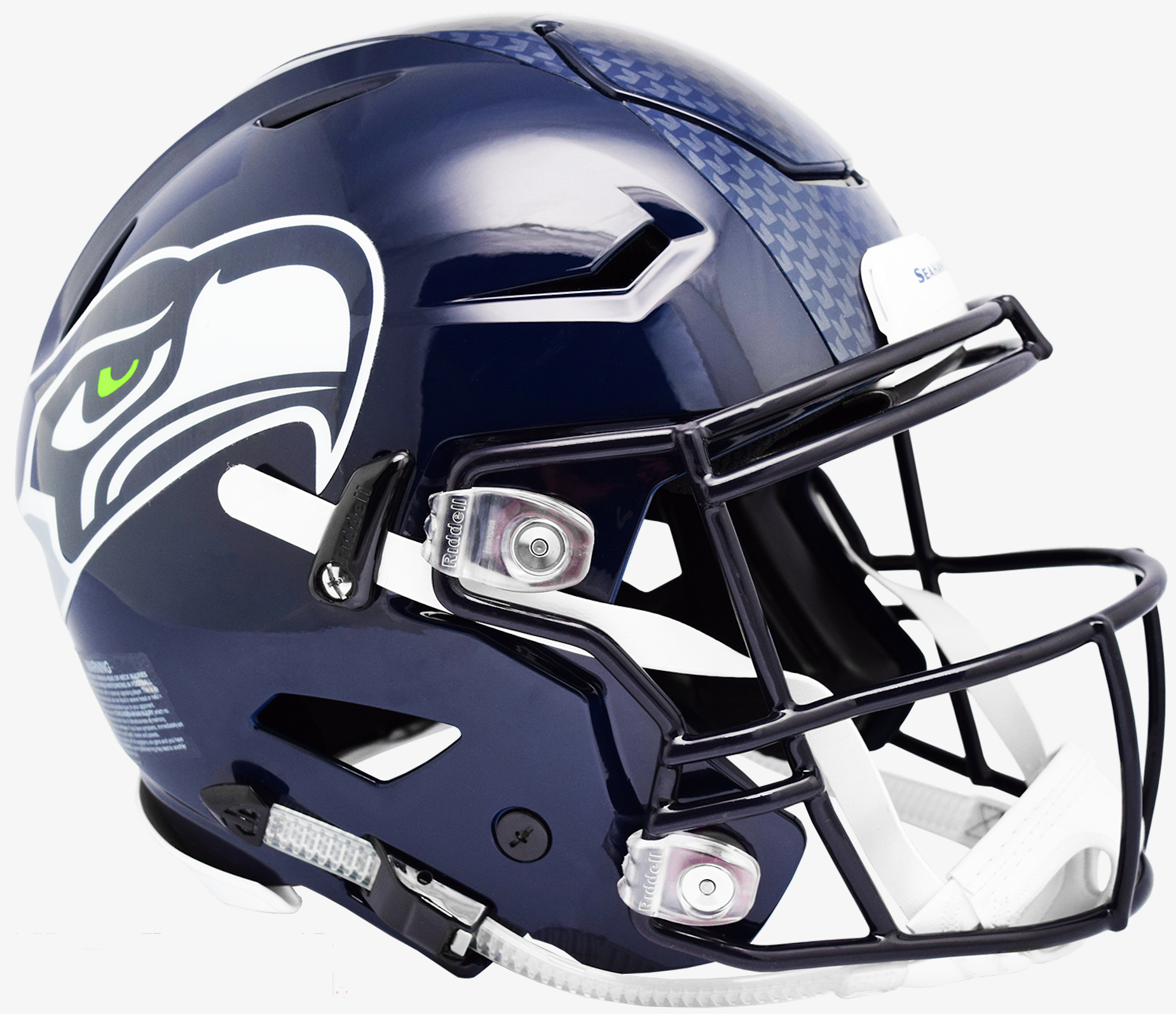 Seattle Seahawks SpeedFlex Football Helmet