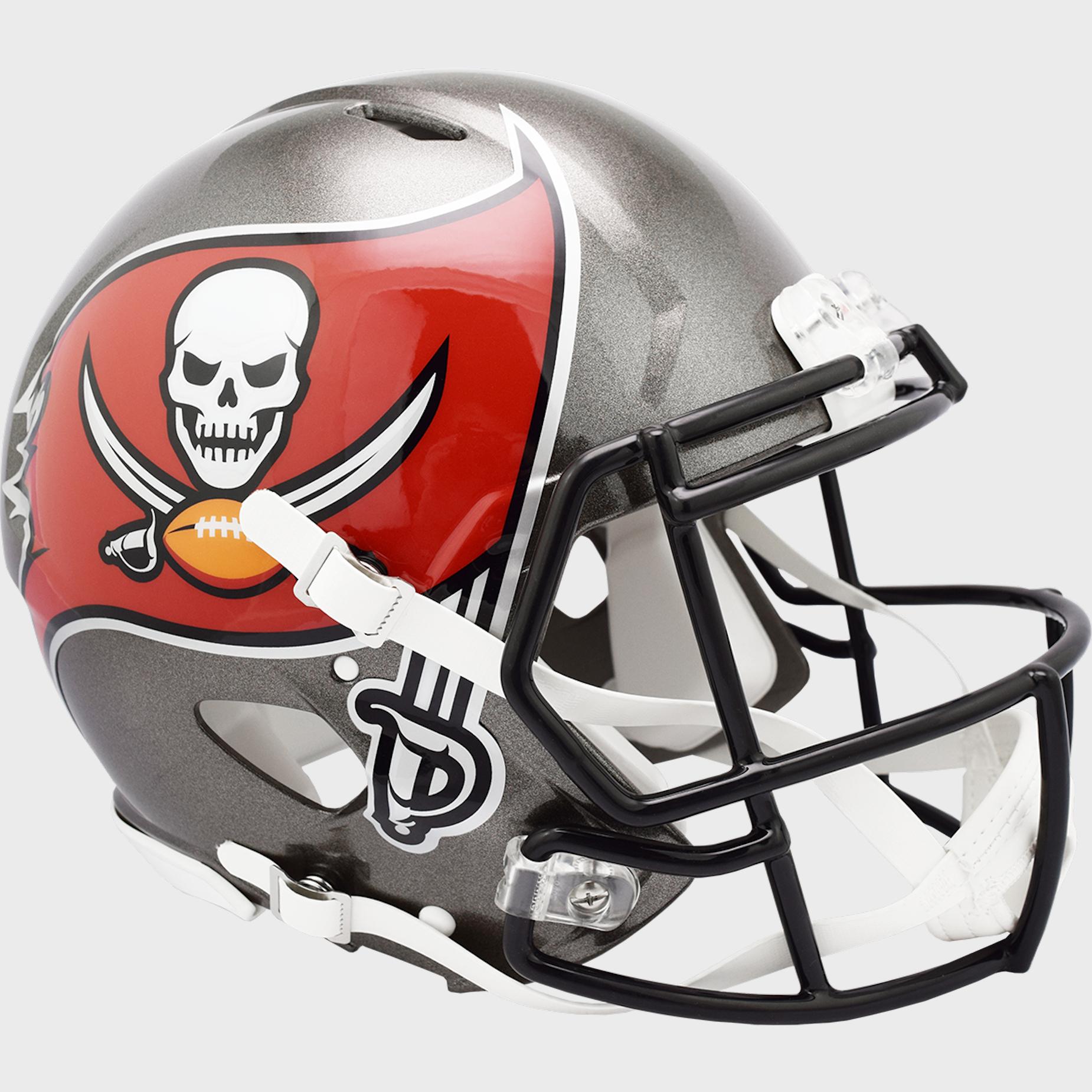 Tampa Bay Buccaneers Speed Football Helmet <B>NEW 2020</B>