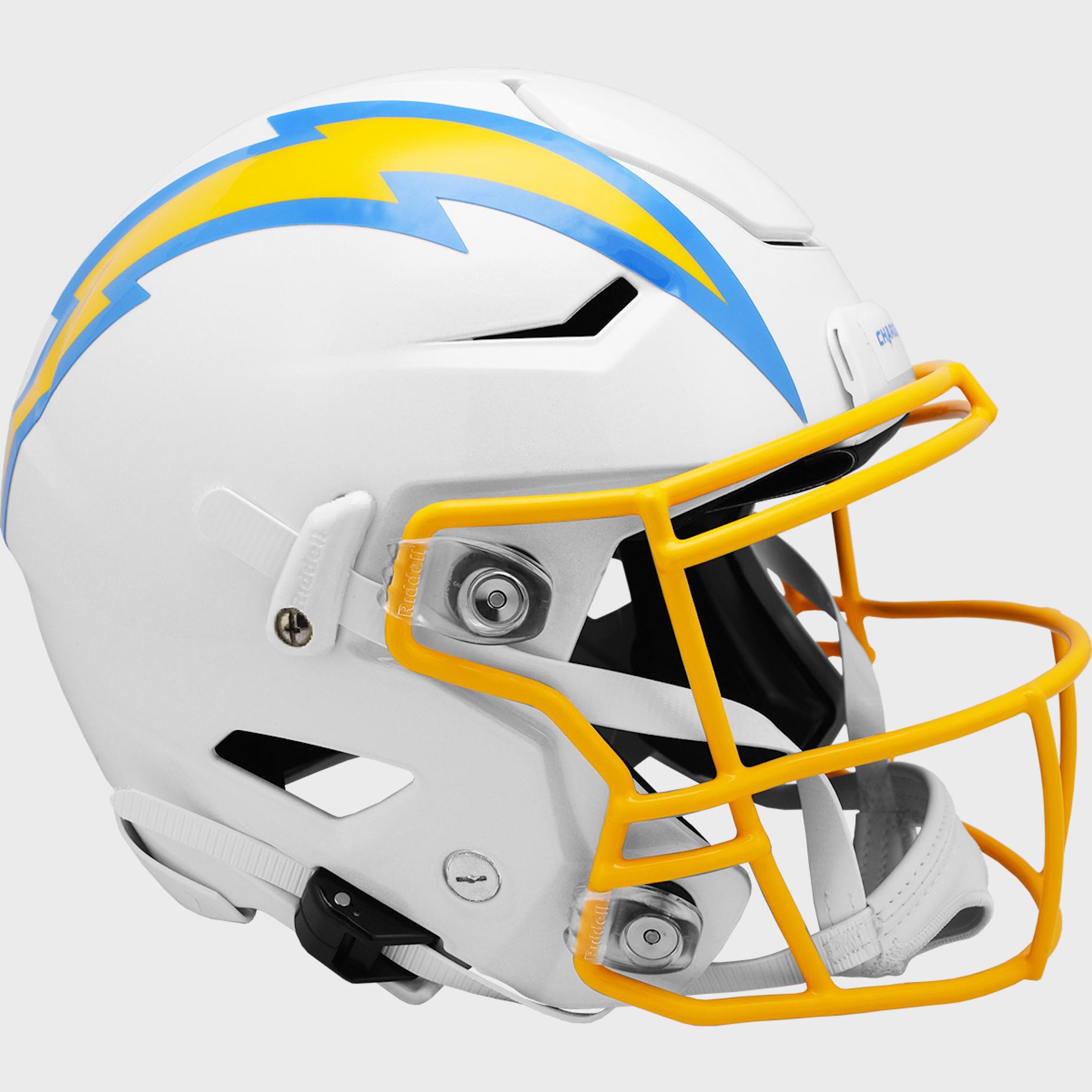 Los Angeles Chargers SpeedFlex Football Helmet <B>NEW 2020</B>