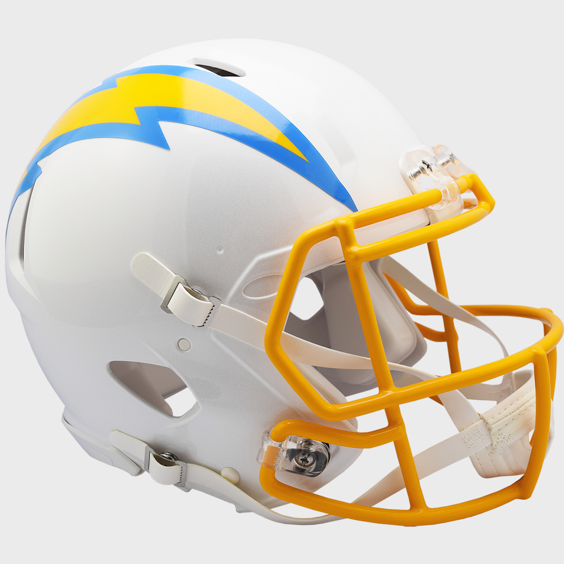 Los Angeles Chargers Speed Football Helmet