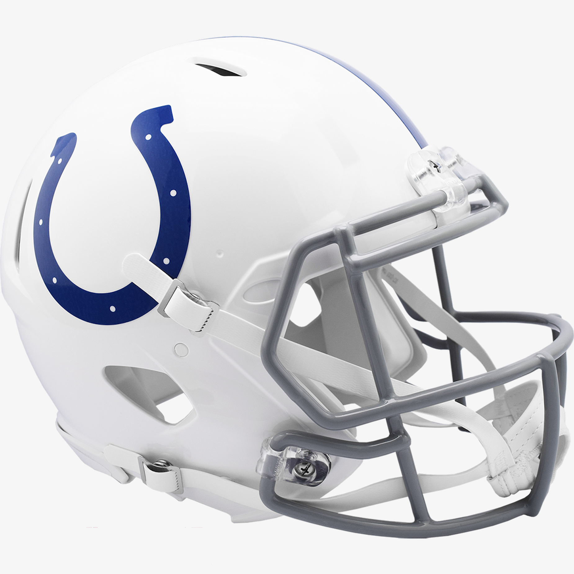 Indianapolis Colts Speed Football Helmet