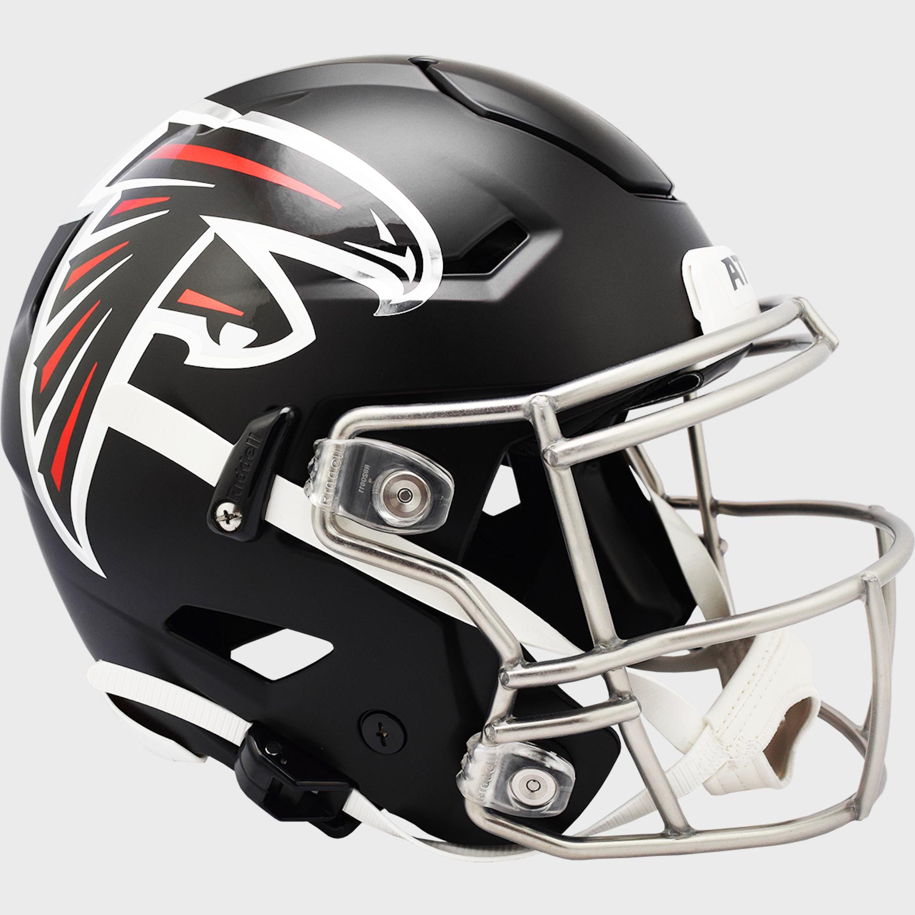 Atlanta Falcons SpeedFlex Football Helmet