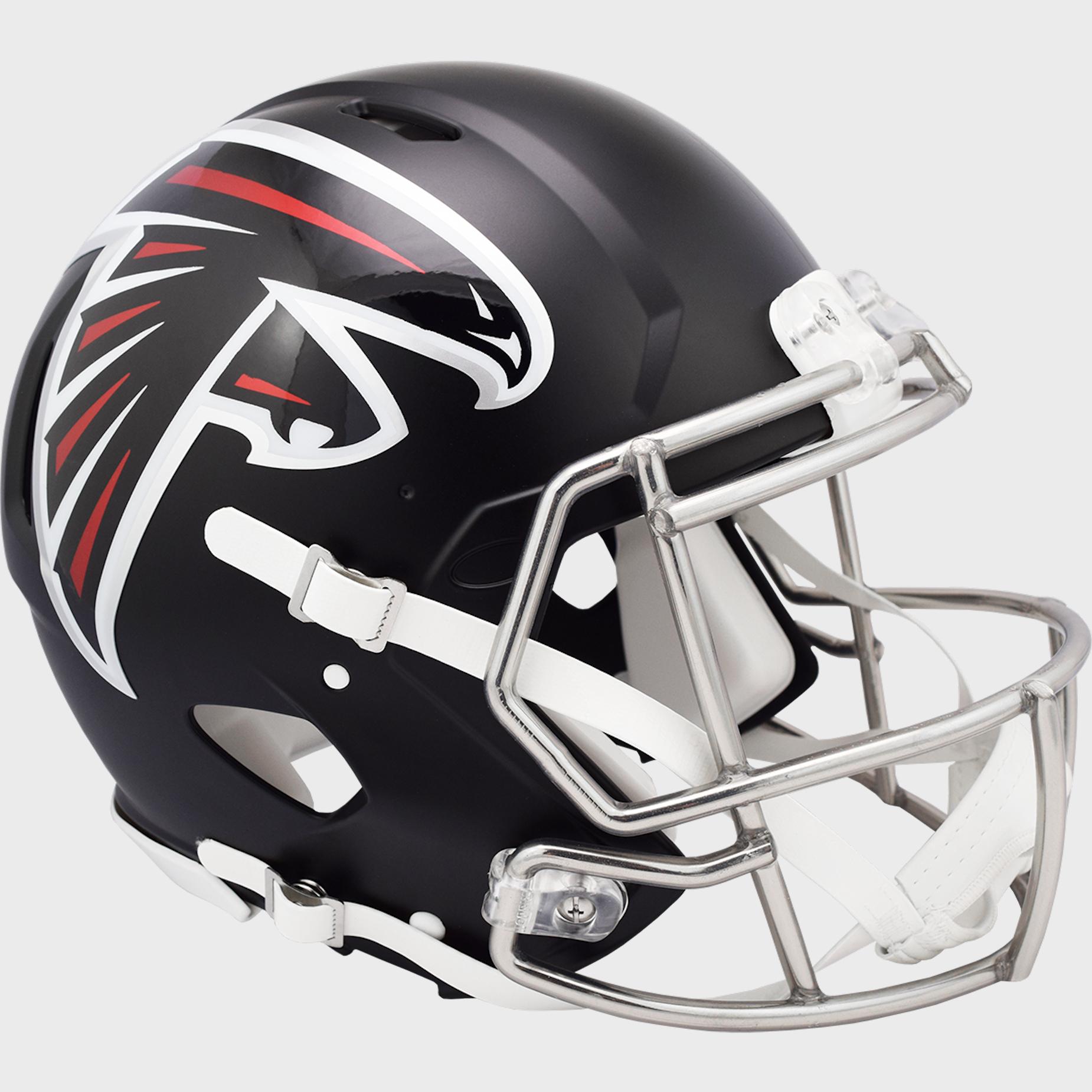 Atlanta Falcons Speed Football Helmet