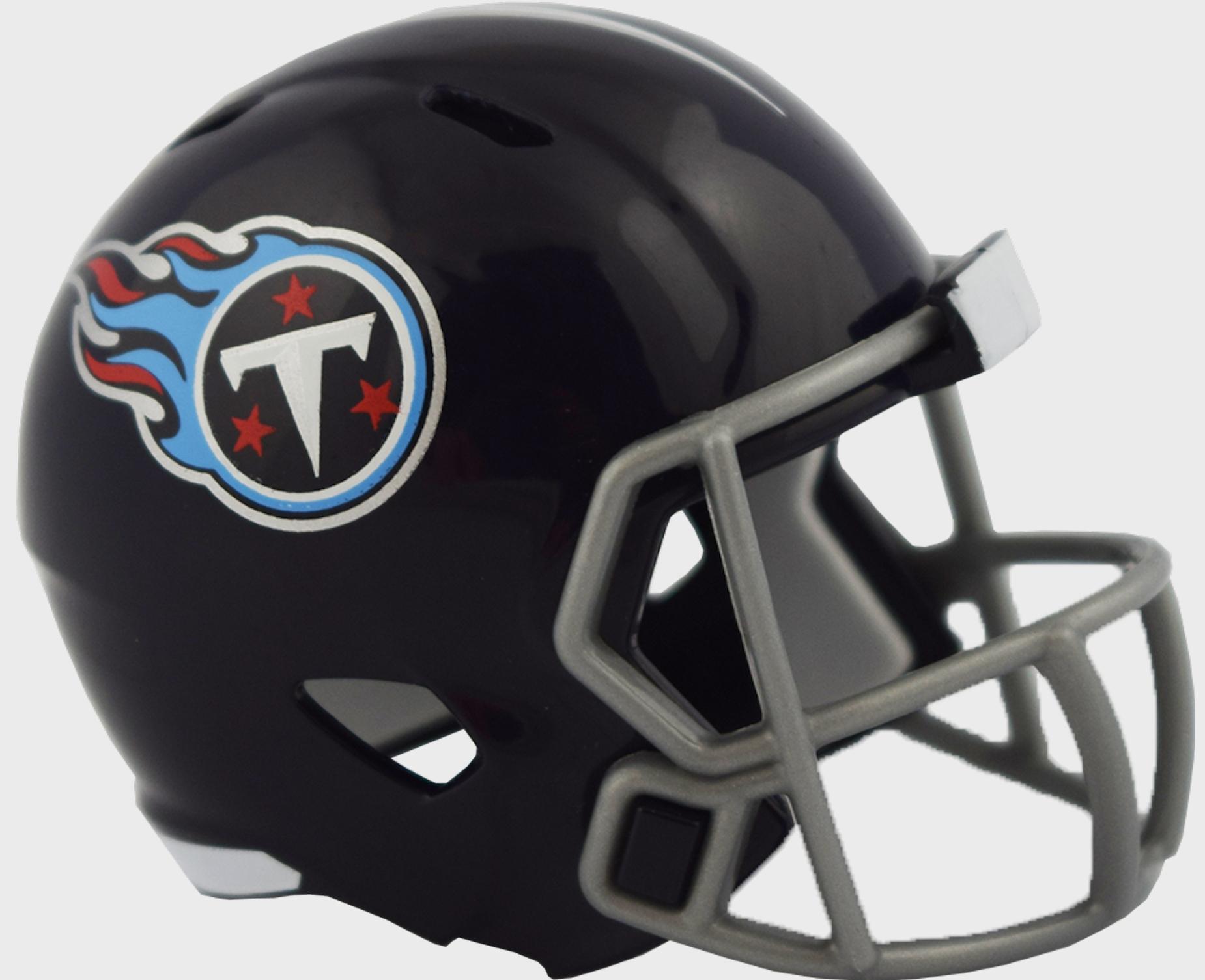 Tennessee Titans Speed Pocket Pro <B>Satin Navy Metallic</B>