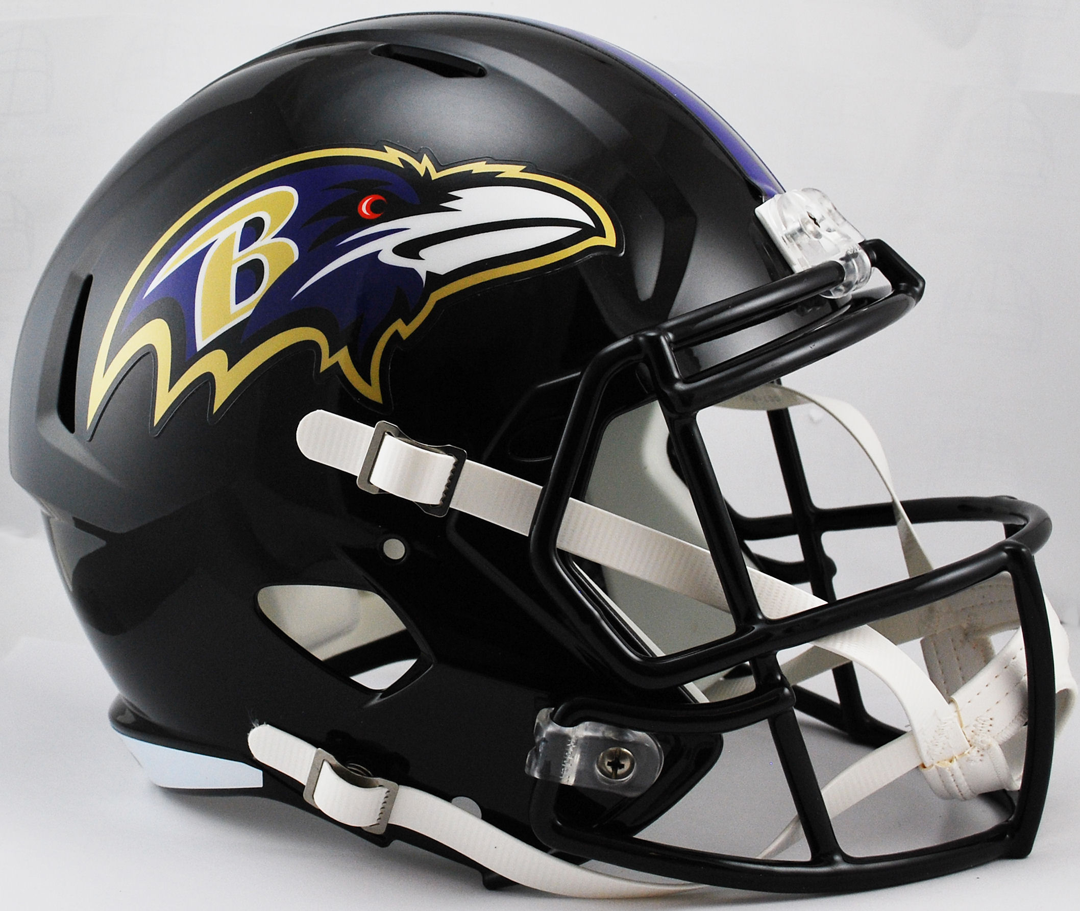 Baltimore Ravens Speed Replica Football Helmet