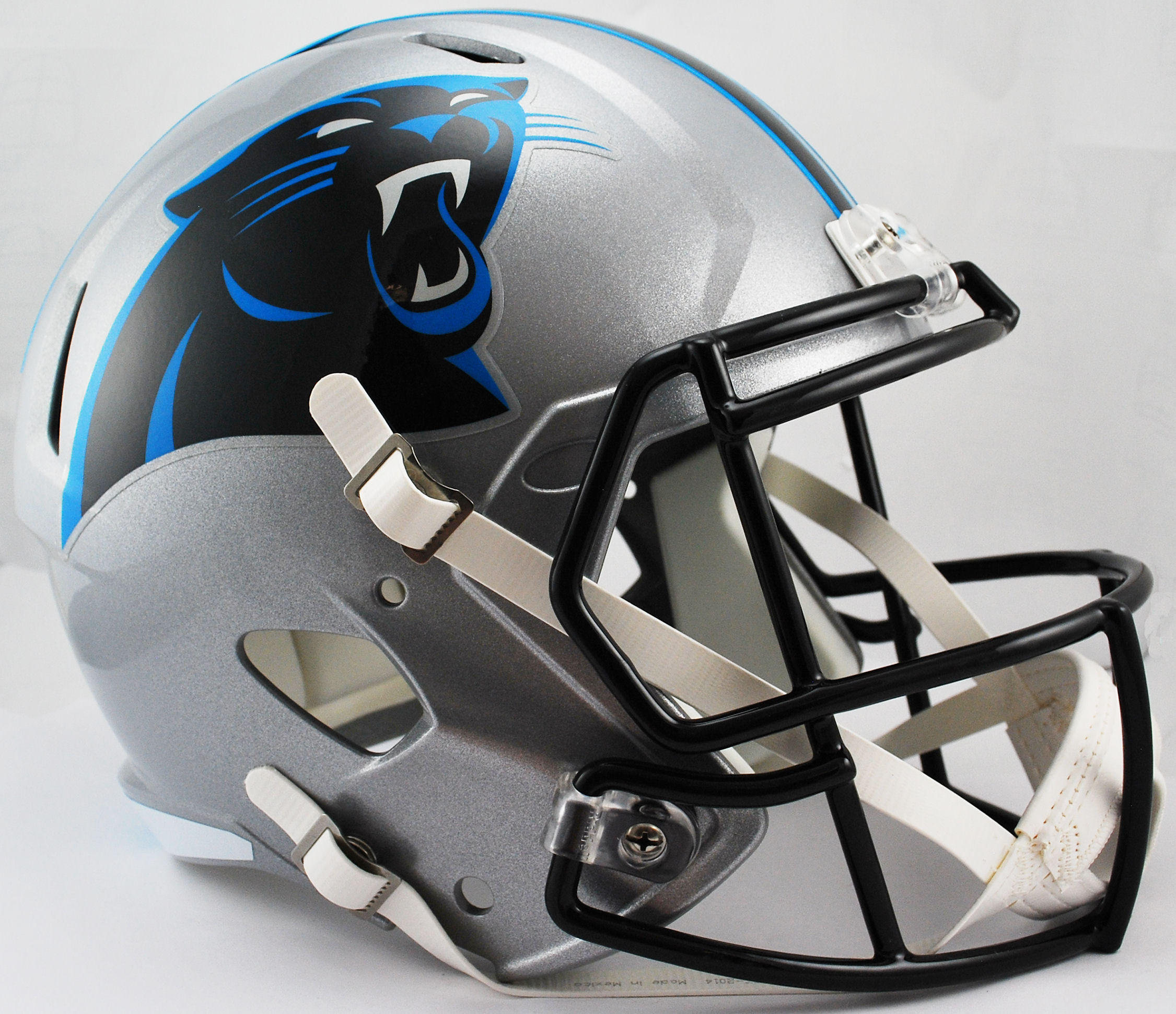 Carolina Panthers Speed Replica Football Helmet