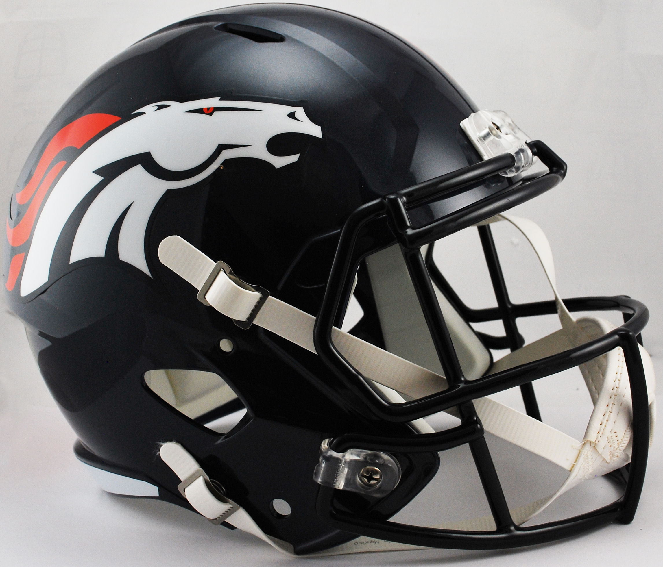 Denver Broncos Speed Replica Football Helmet
