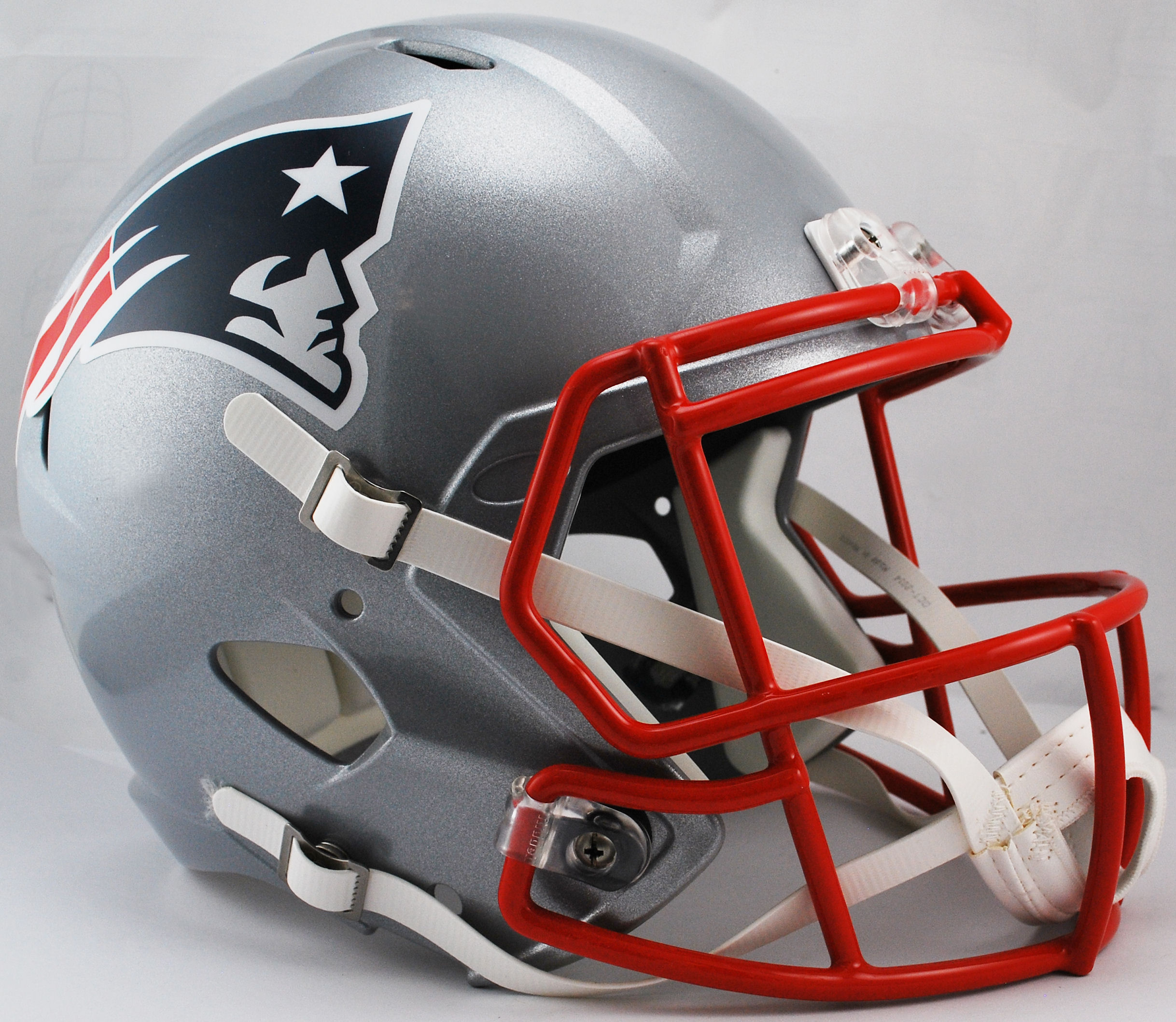 New England Patriots Speed Replica Football Helmet
