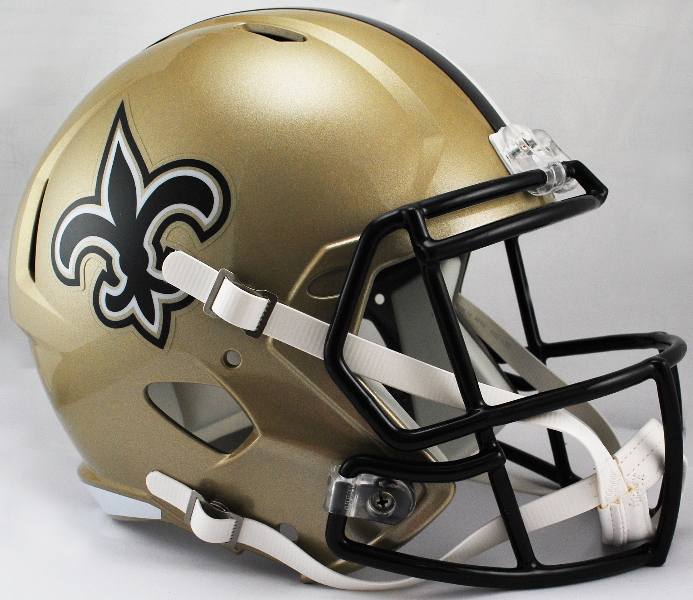 New Orleans Saints Speed Replica Football Helmet