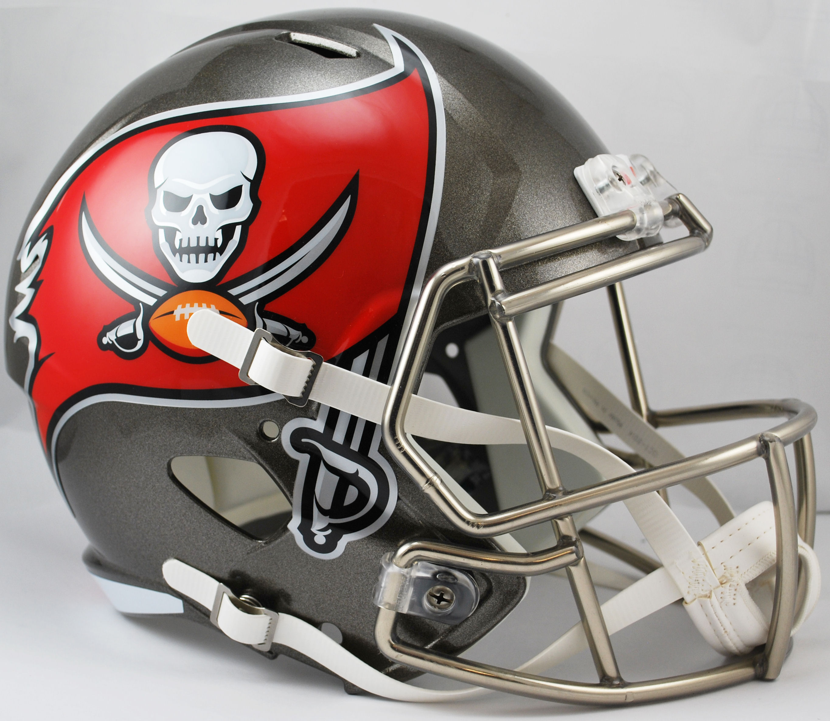 Tampa Bay Buccaneers Speed Replica Football Helmet