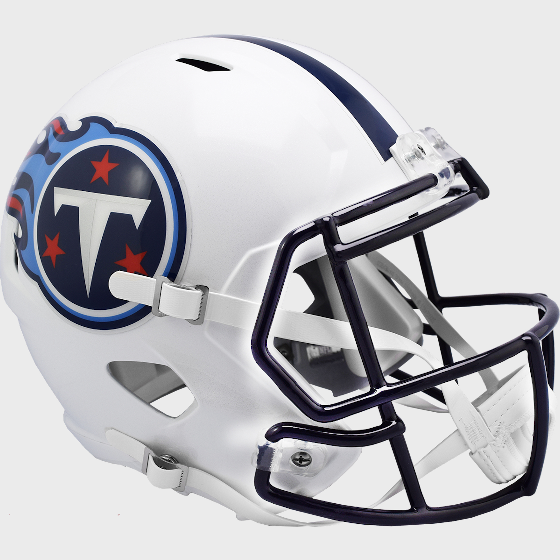 Tennessee Titans 1999 to 2017 Speed Replica Throwback Helmet