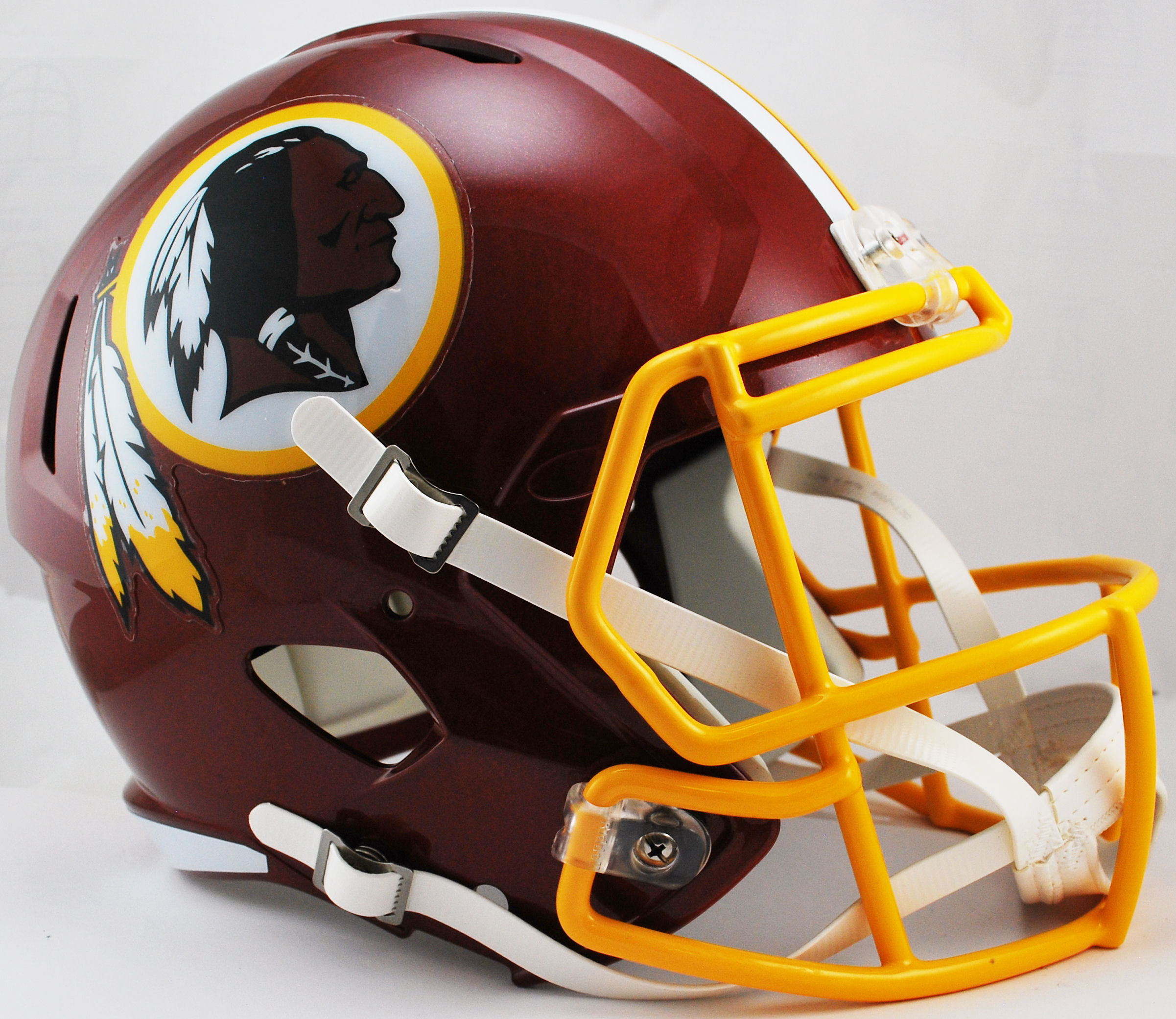 Washington Redskins Speed Replica Football Helmet