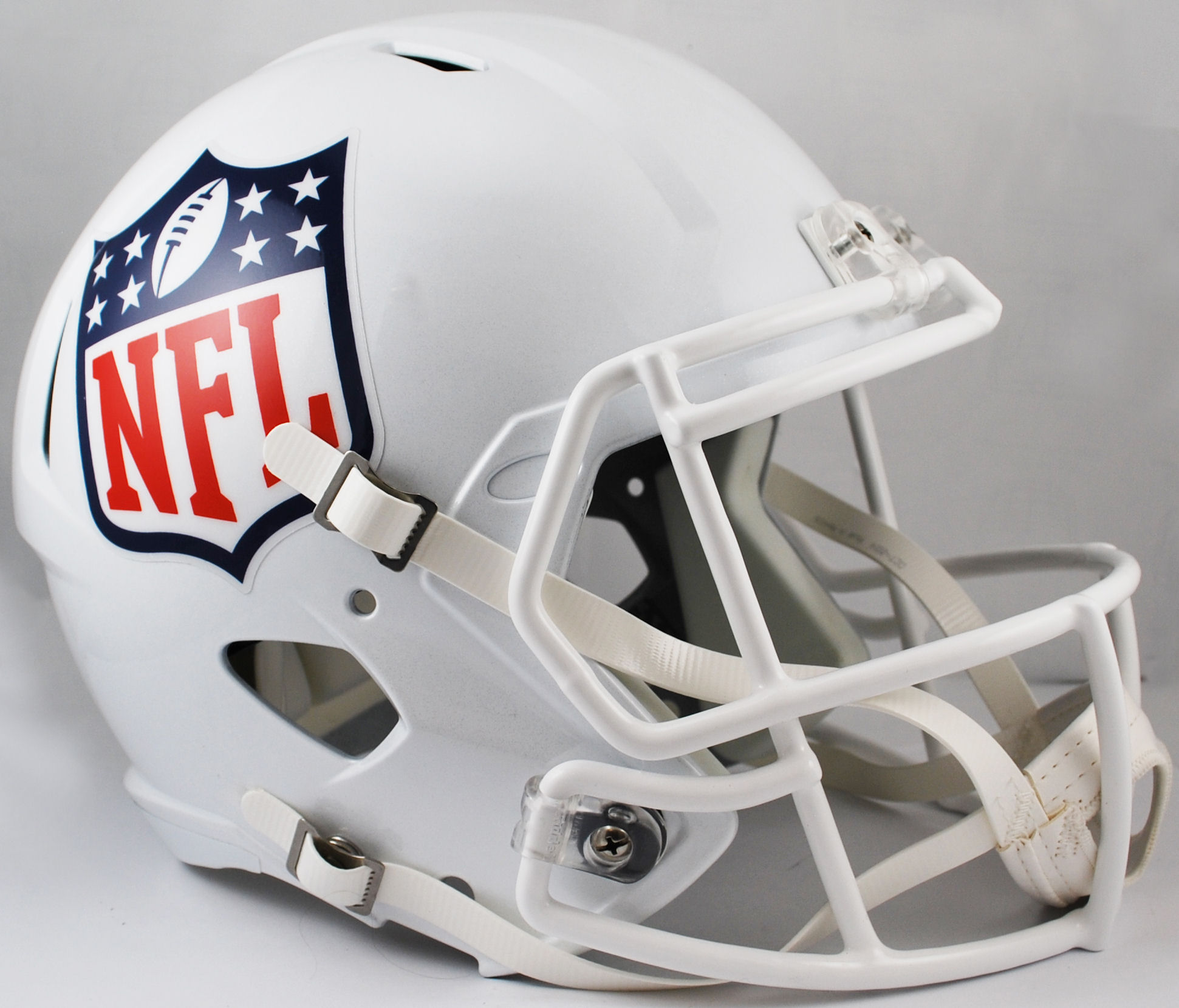 NFL Shield Speed Replica Football Helmet