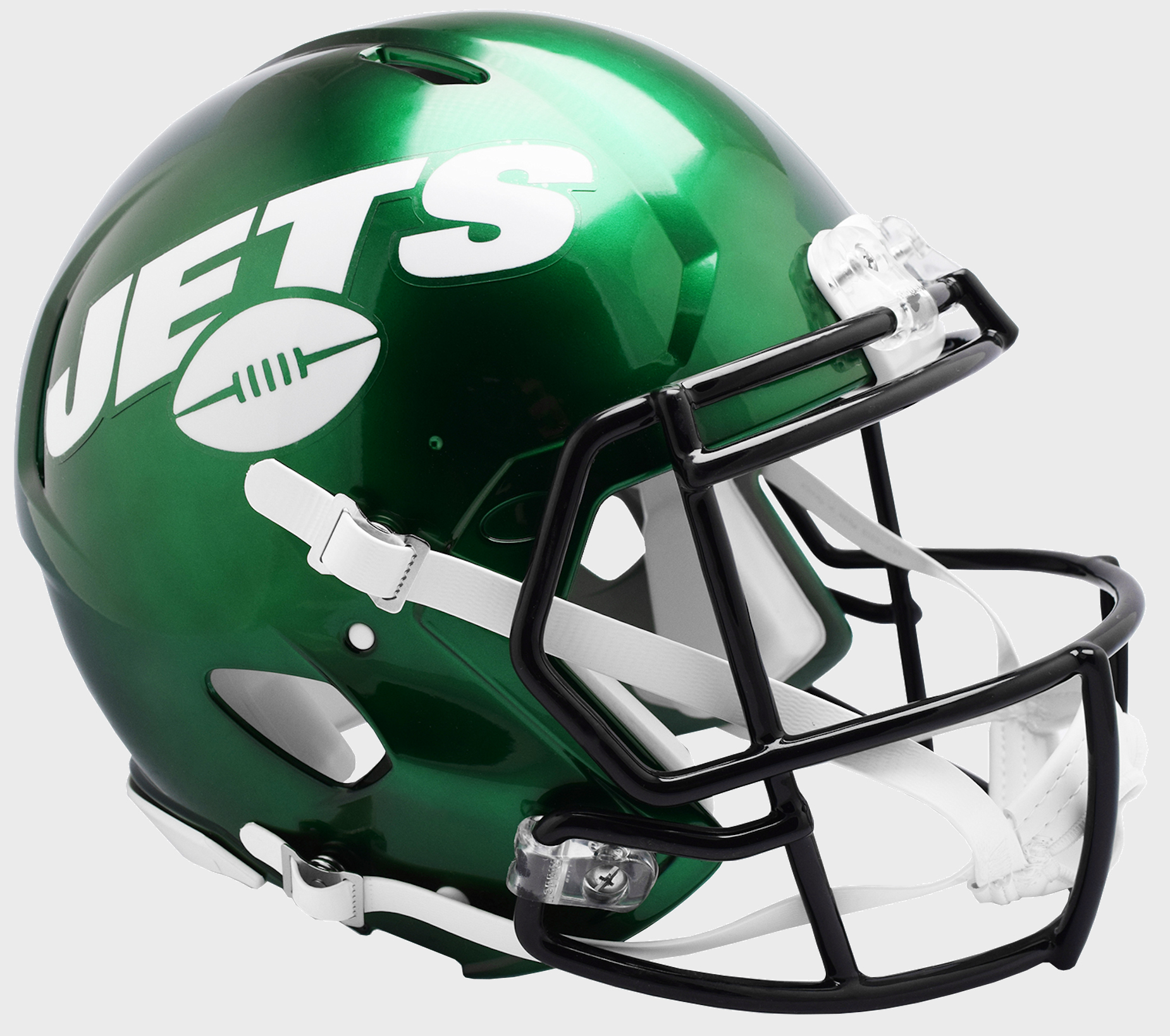 New York Jets Speed Replica Football Helmet