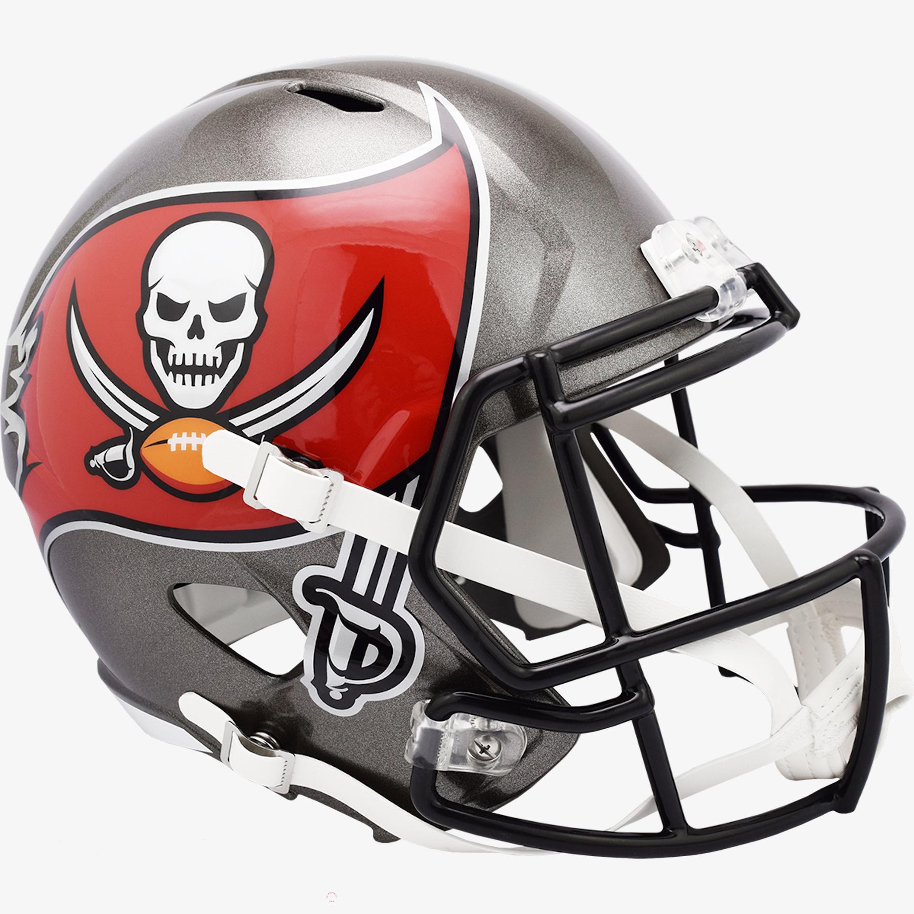 Tampa Bay Buccaneers Speed Replica Football Helmet <B>WINNER</B>