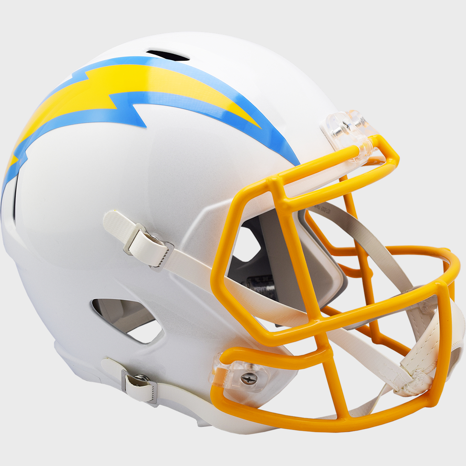 Los Angeles Chargers Speed Replica Football Helmet