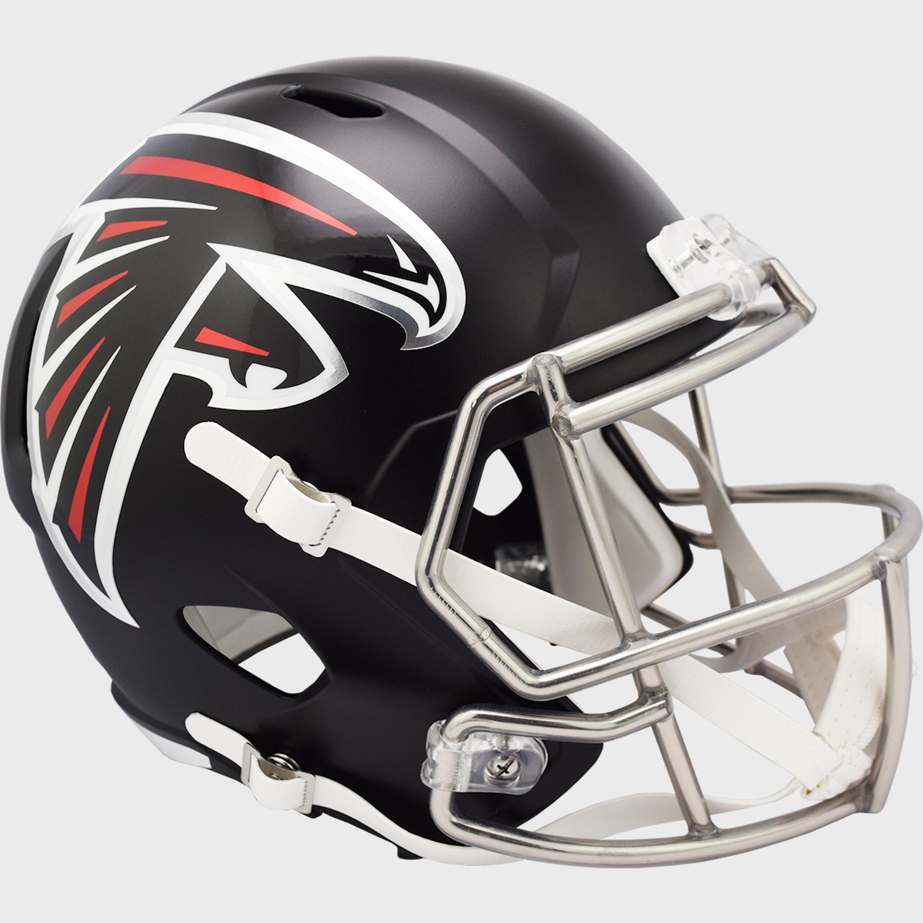 Atlanta Falcons Speed Replica Football Helmet