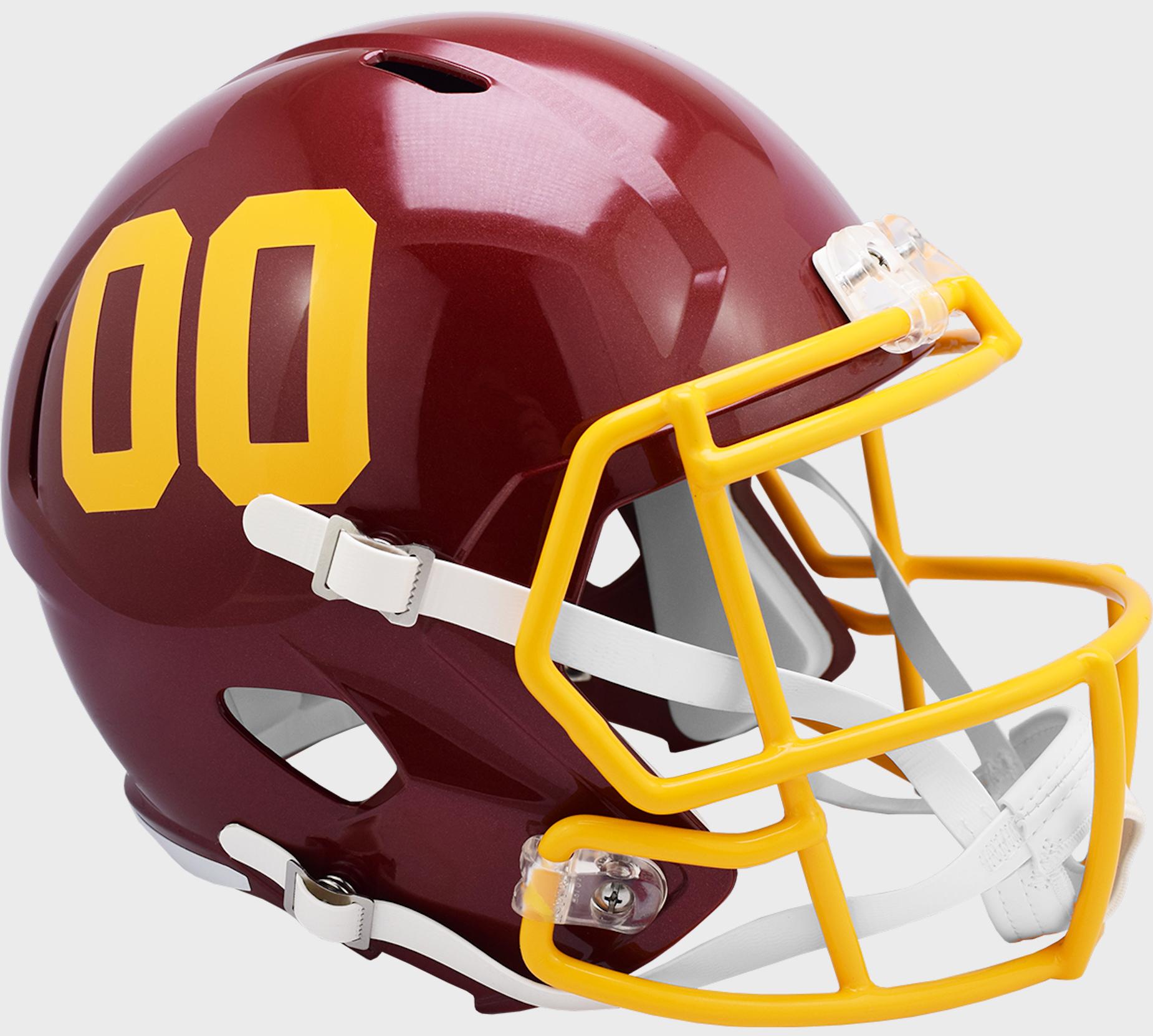 Washington Football Team Speed Replica Football Helmet <B>NEW 2121</B>