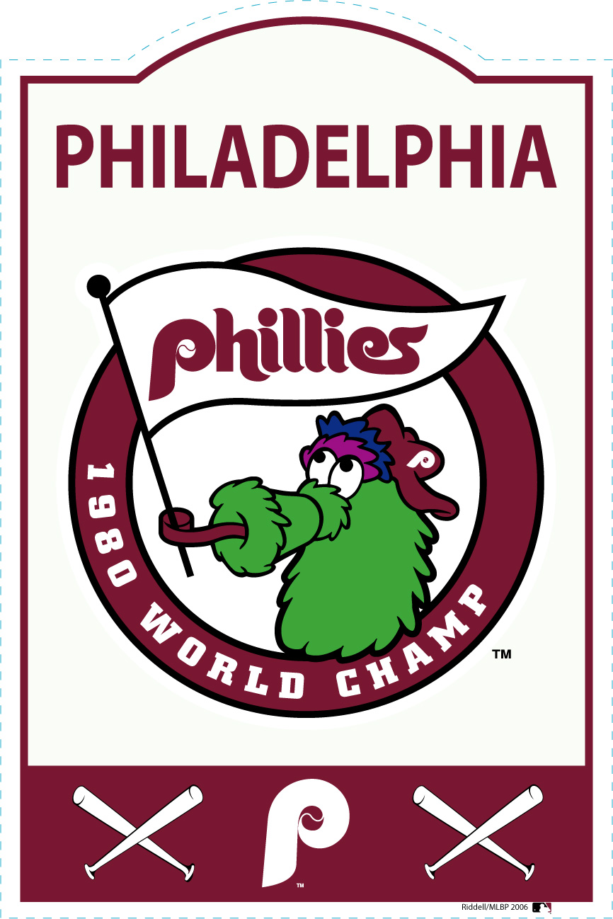 Philadelphia Phillies MLB Sign