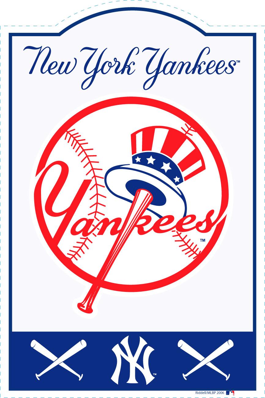 New York Yankees MLB Sign