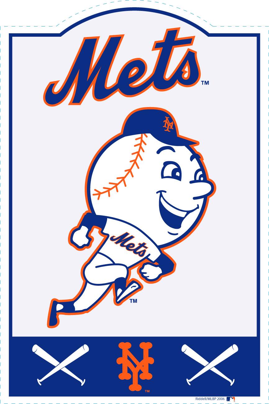 New York Mets MLB Sign