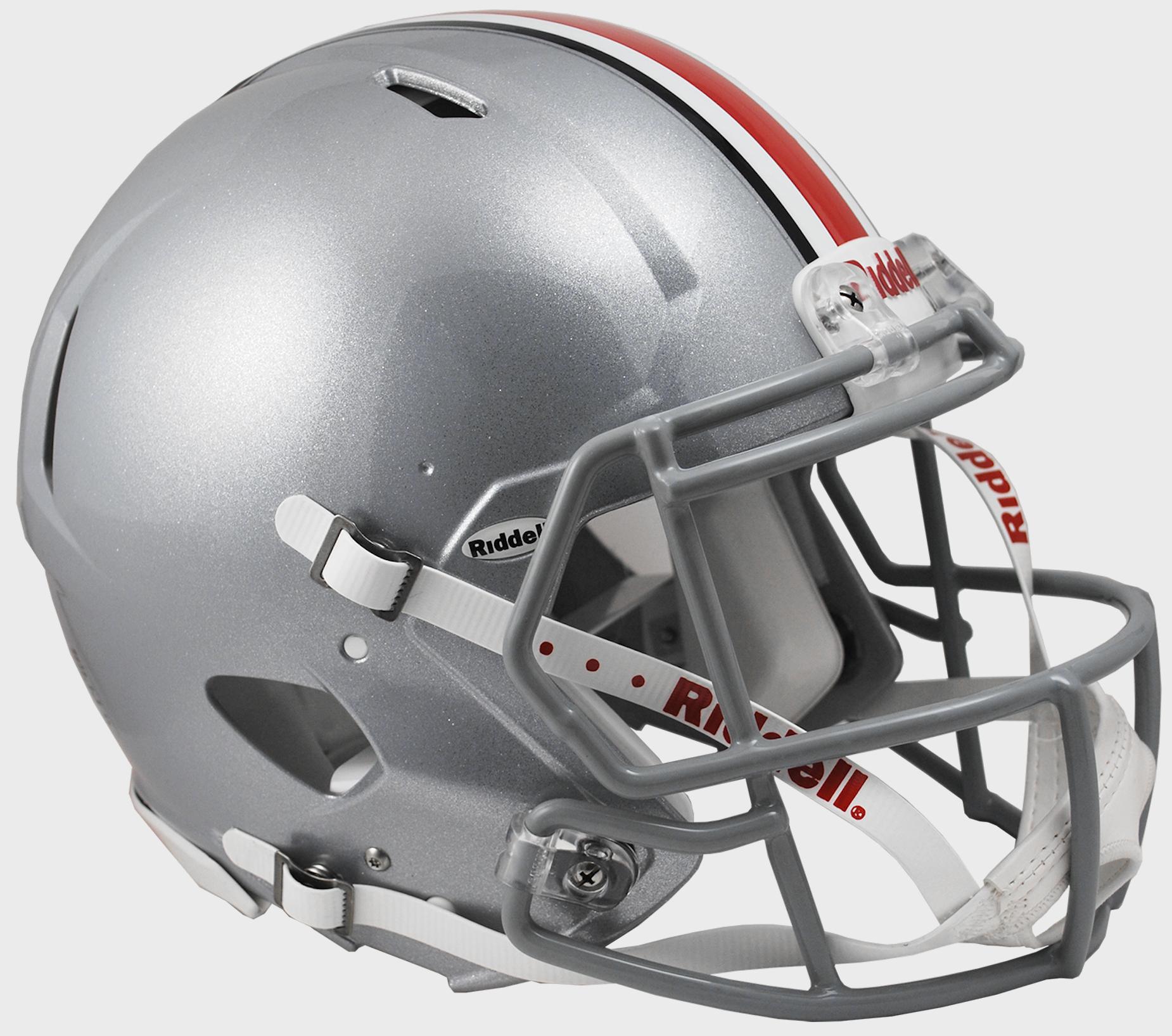 Ohio State Buckeyes Speed Football Helmet