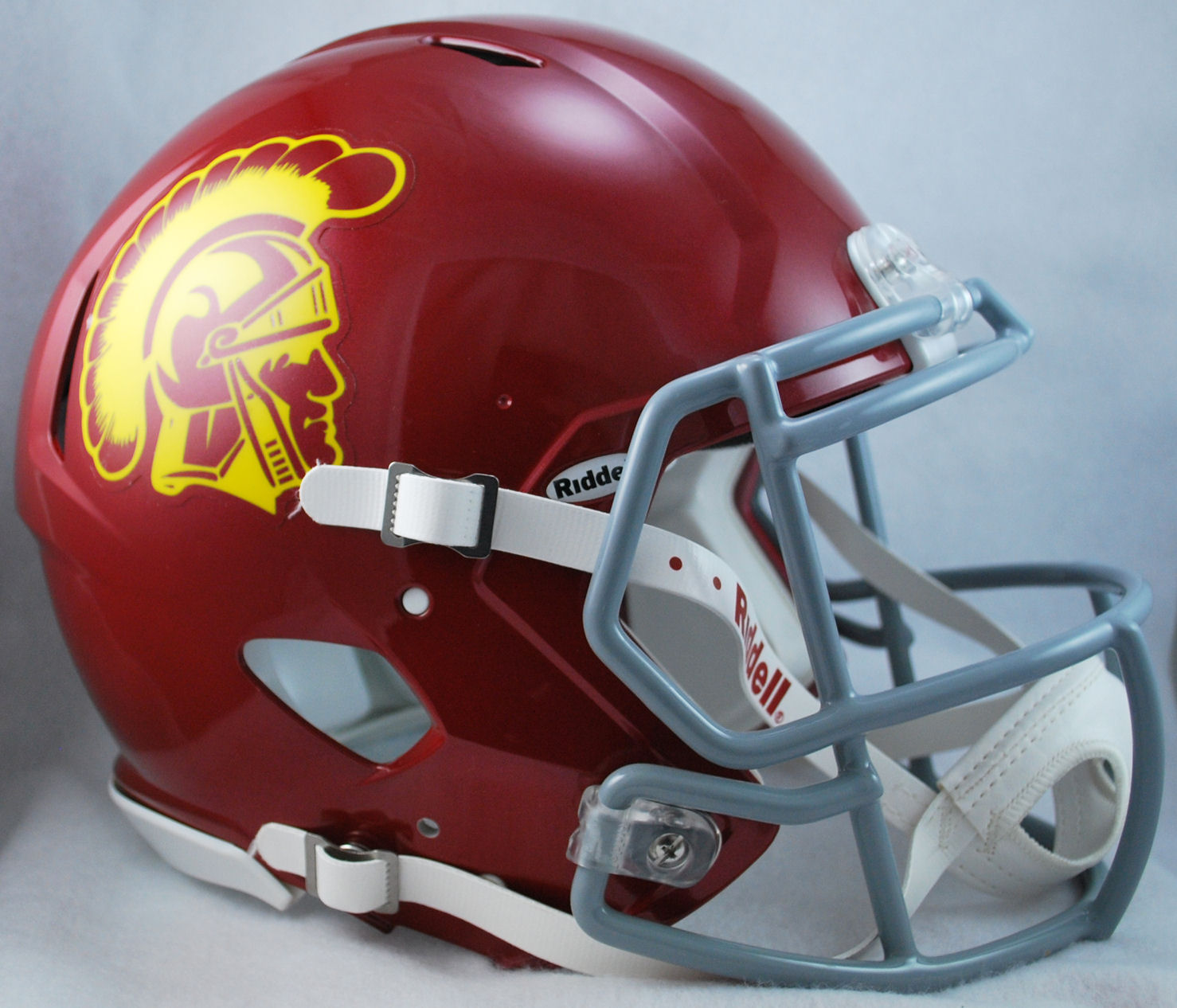 USC Trojans Speed Football Helmet