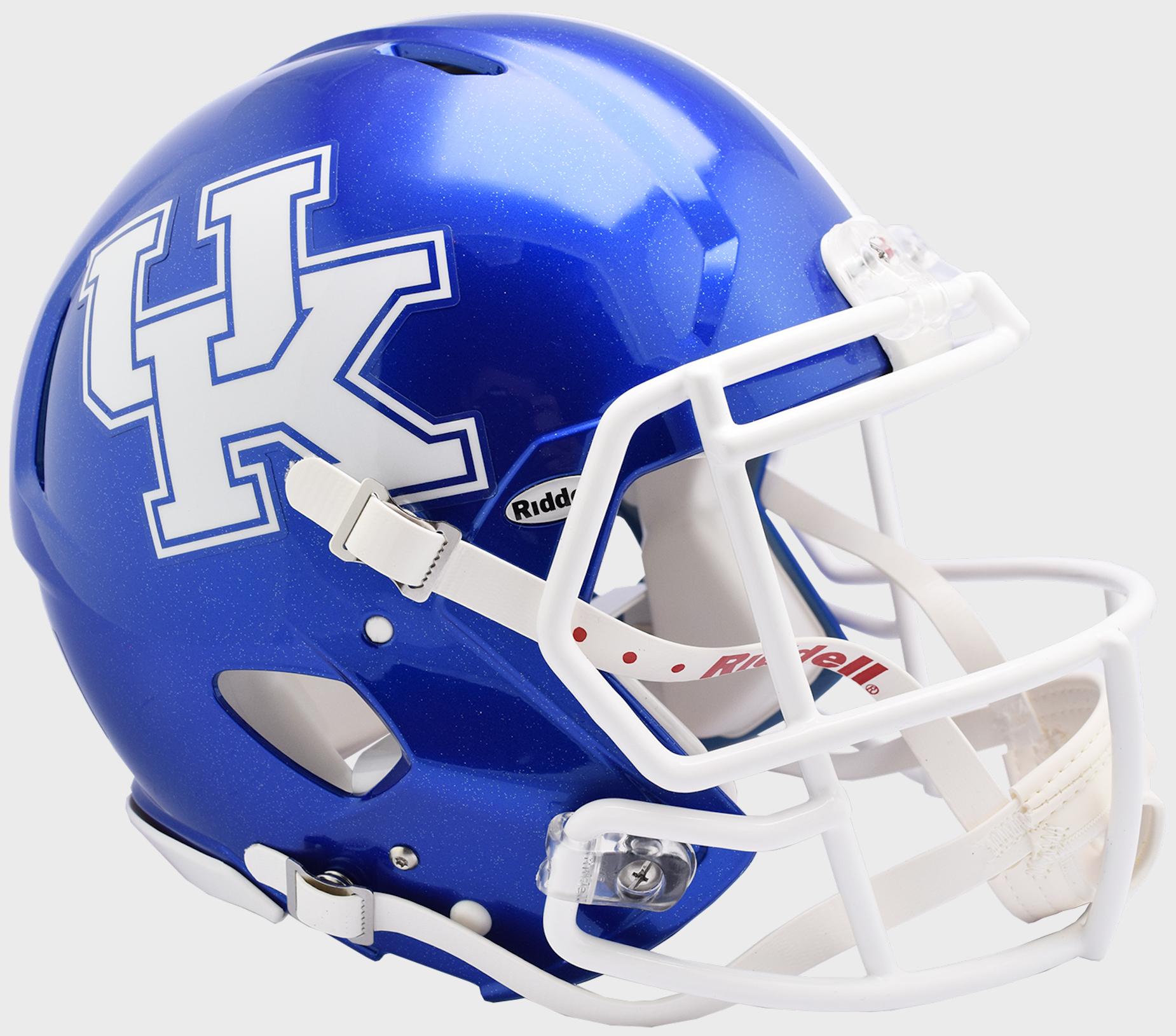 Kentucky Wildcats Speed Football Helmet