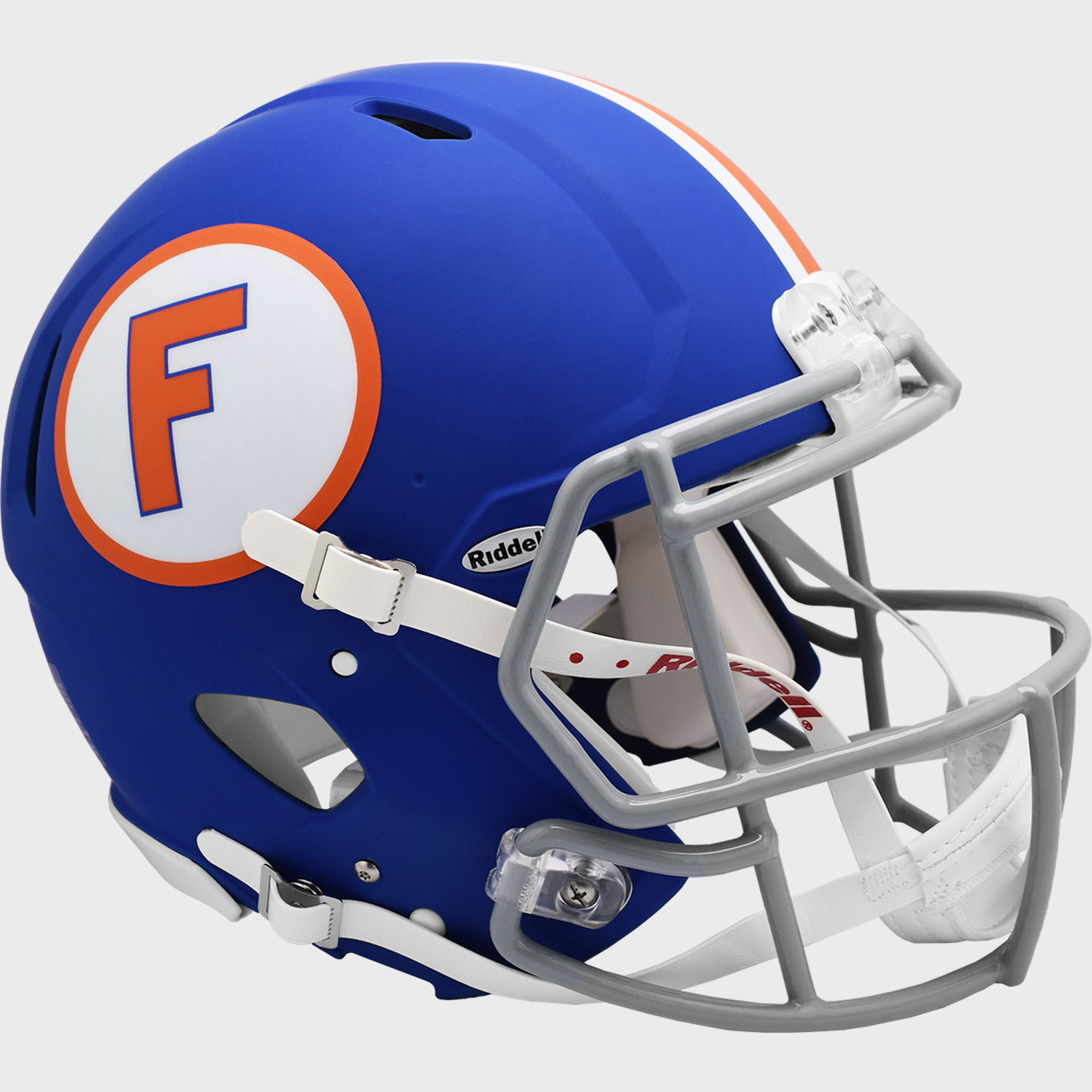 Florida Gators Speed Football Helmet <B>Blue</B>
