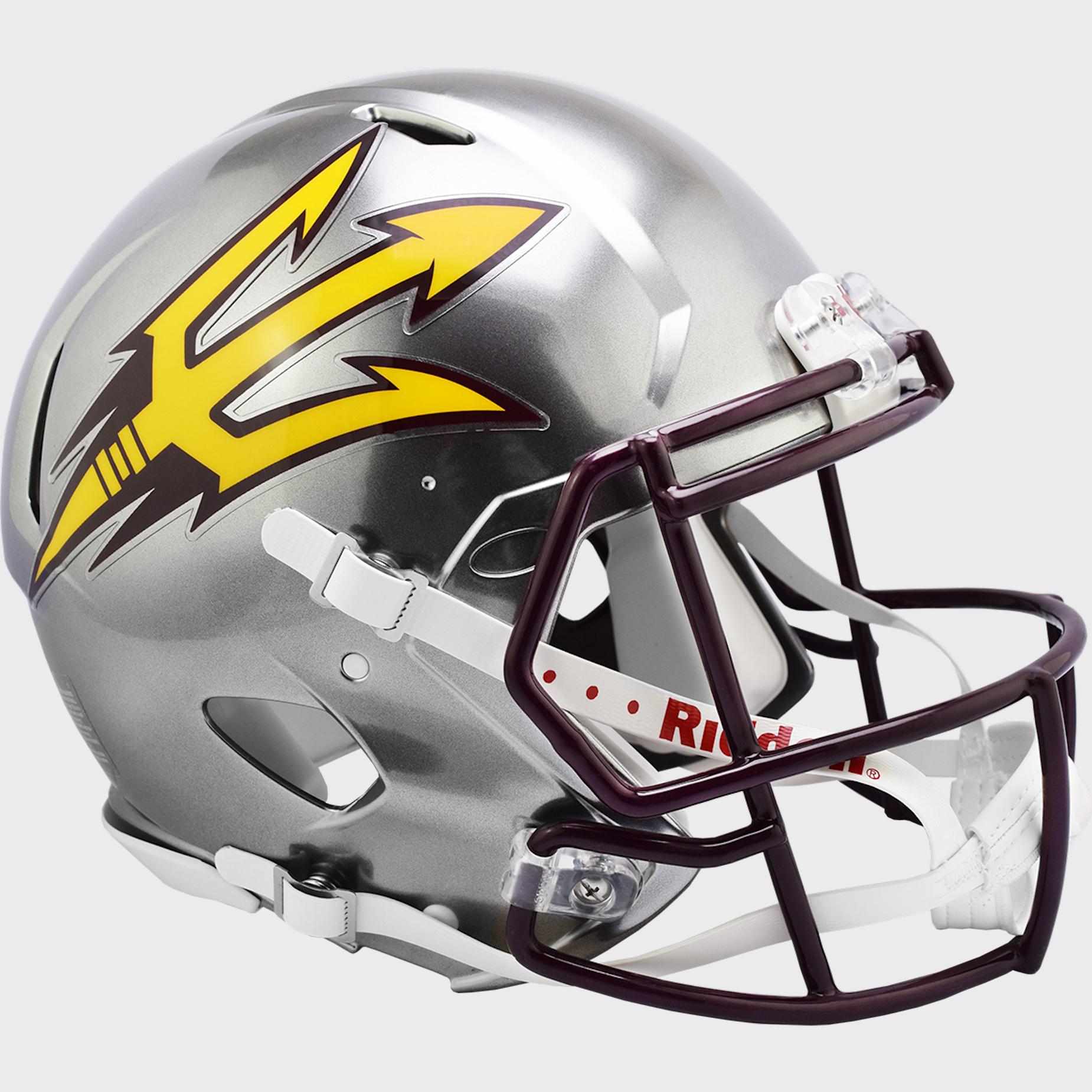 Arizona State Sun Devils Speed Football Helmet <B>FLASH ESD 8/21/21</B>