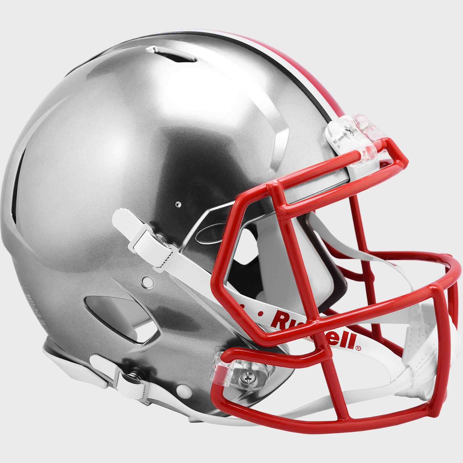 Ohio State Buckeyes Speed Football Helmet <B>FLASH ESD 8/21/21</B>